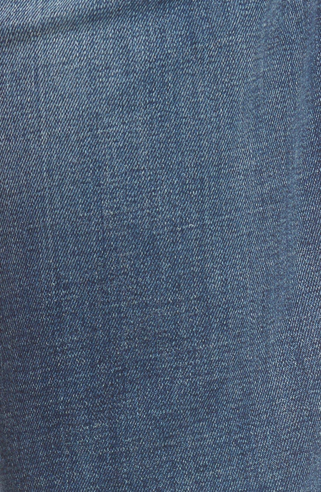 Zatiny Bootcut Jeans,                             Alternate thumbnail 5, color,                             857N