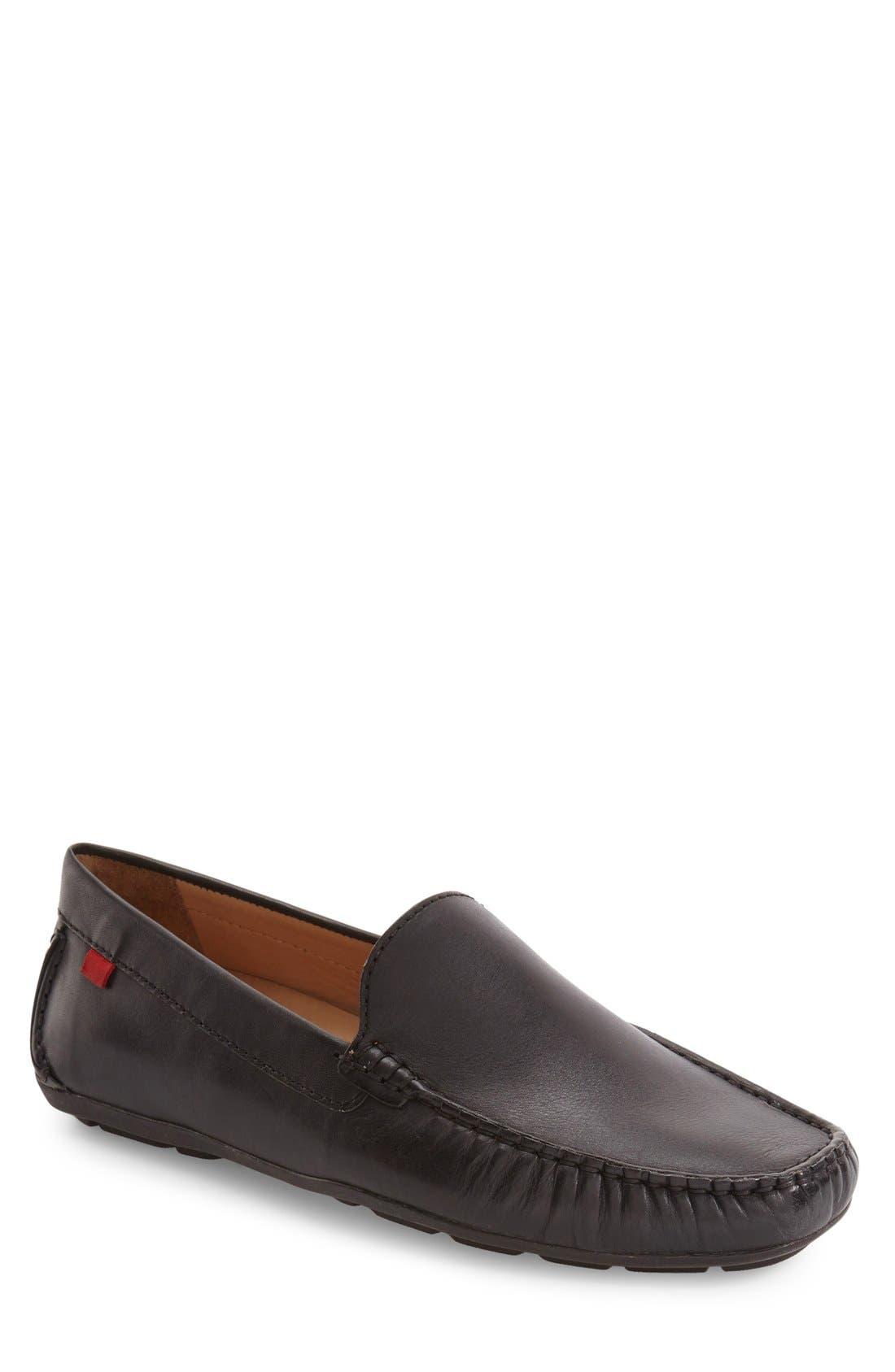 Venetian Driving Loafer,                         Main,                         color, Black