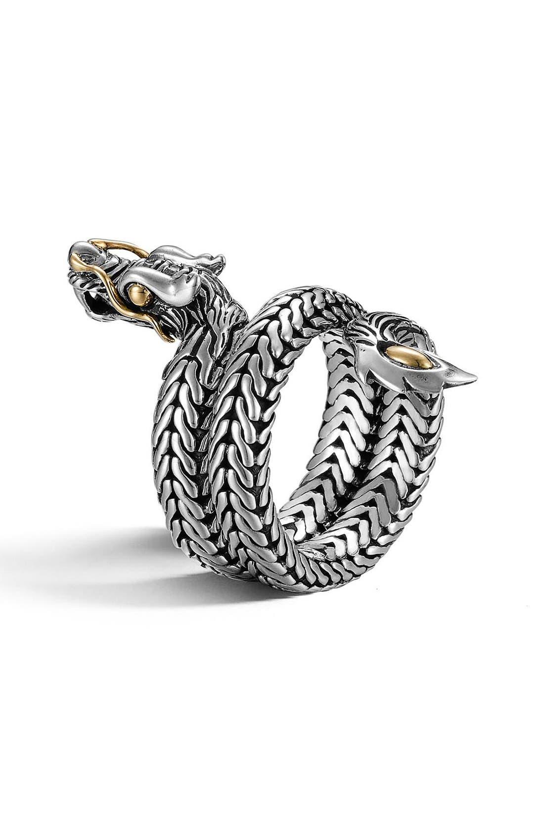 John Hardy 'Legends' Coil Ring