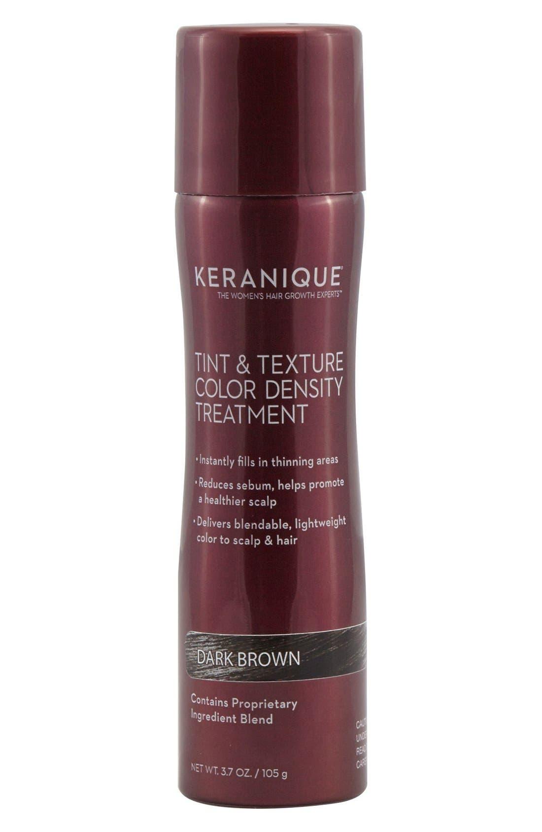 Keranique Tint & Texture Color Density Treatment