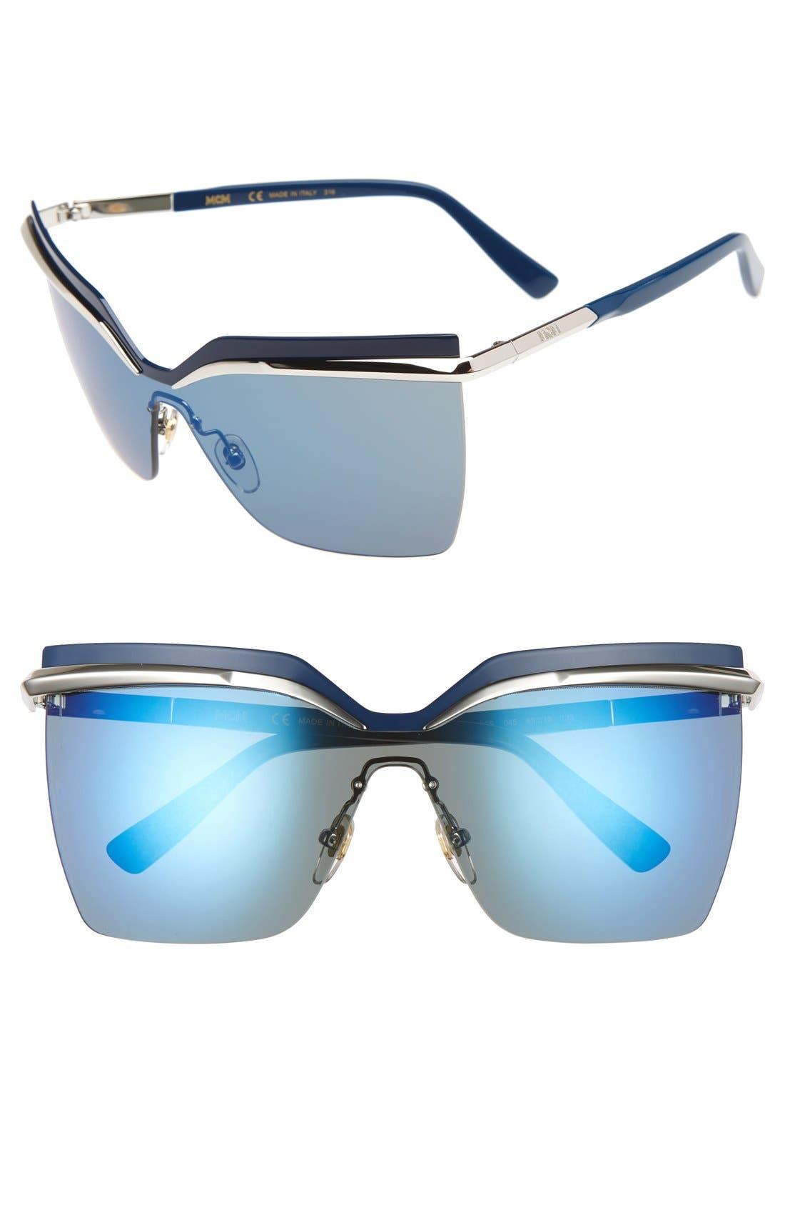 Main Image - MCM 63mm Oversized Sunglasses