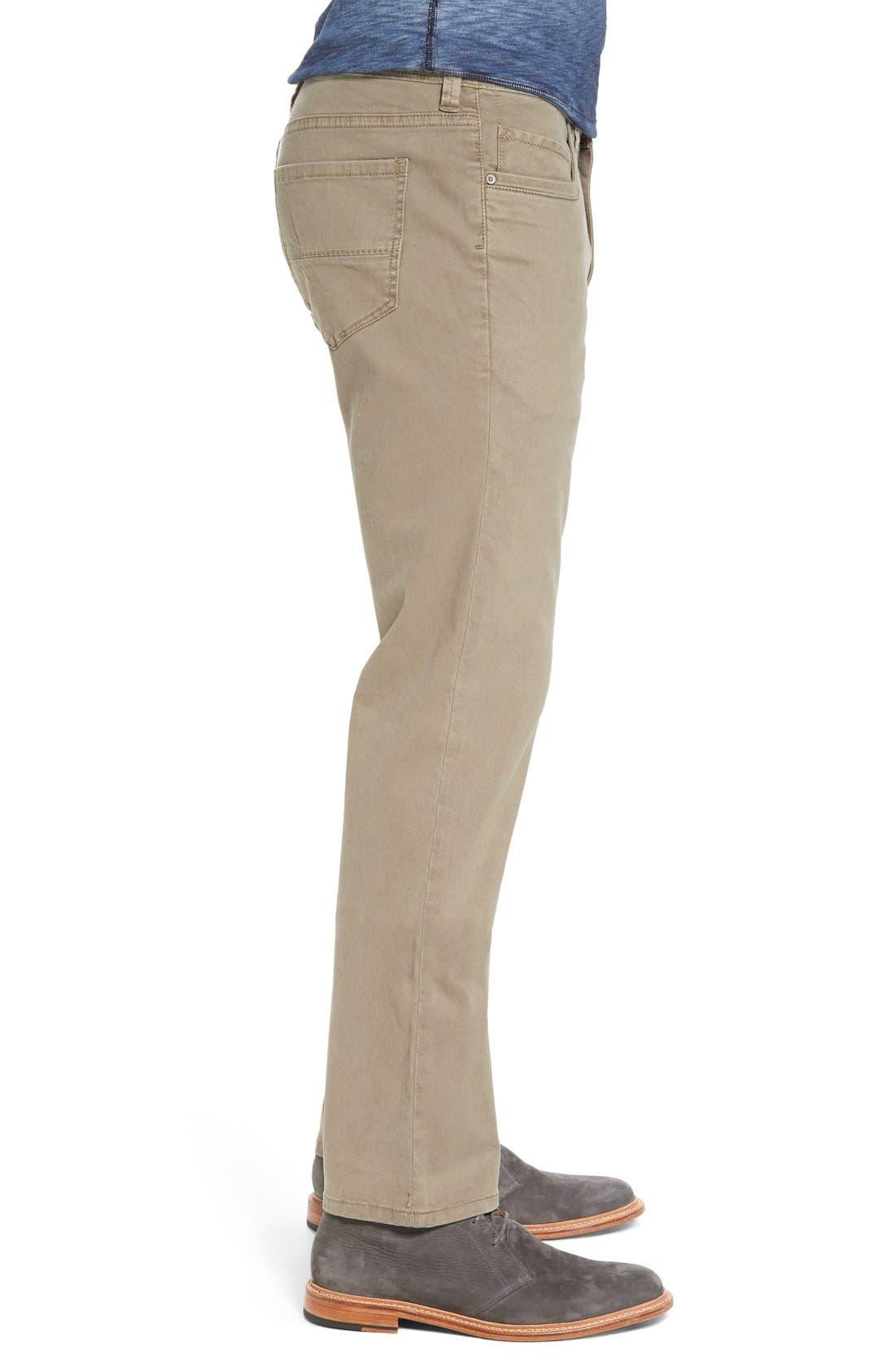 Alternate Image 3  - Tommy Bahama 'Santiago' Washed Twill Pants