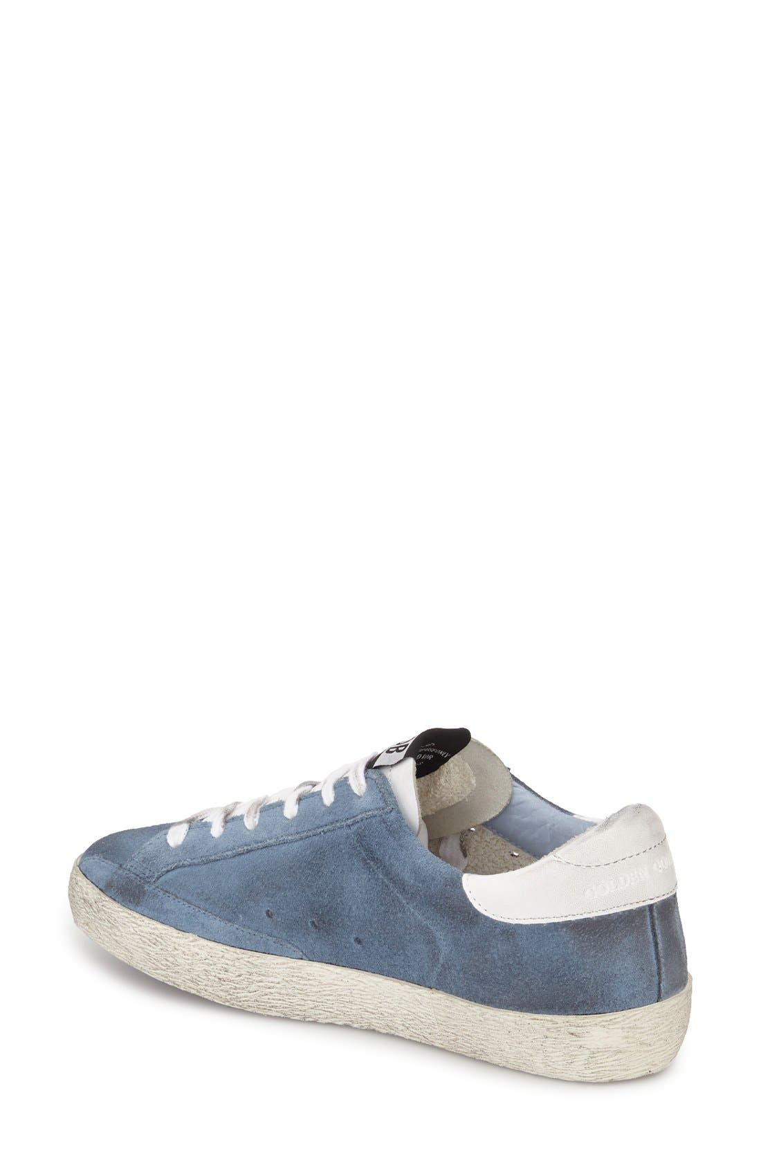 Alternate Image 2  - Golden Goose 'Superstar' Low Top Sneaker (Women)