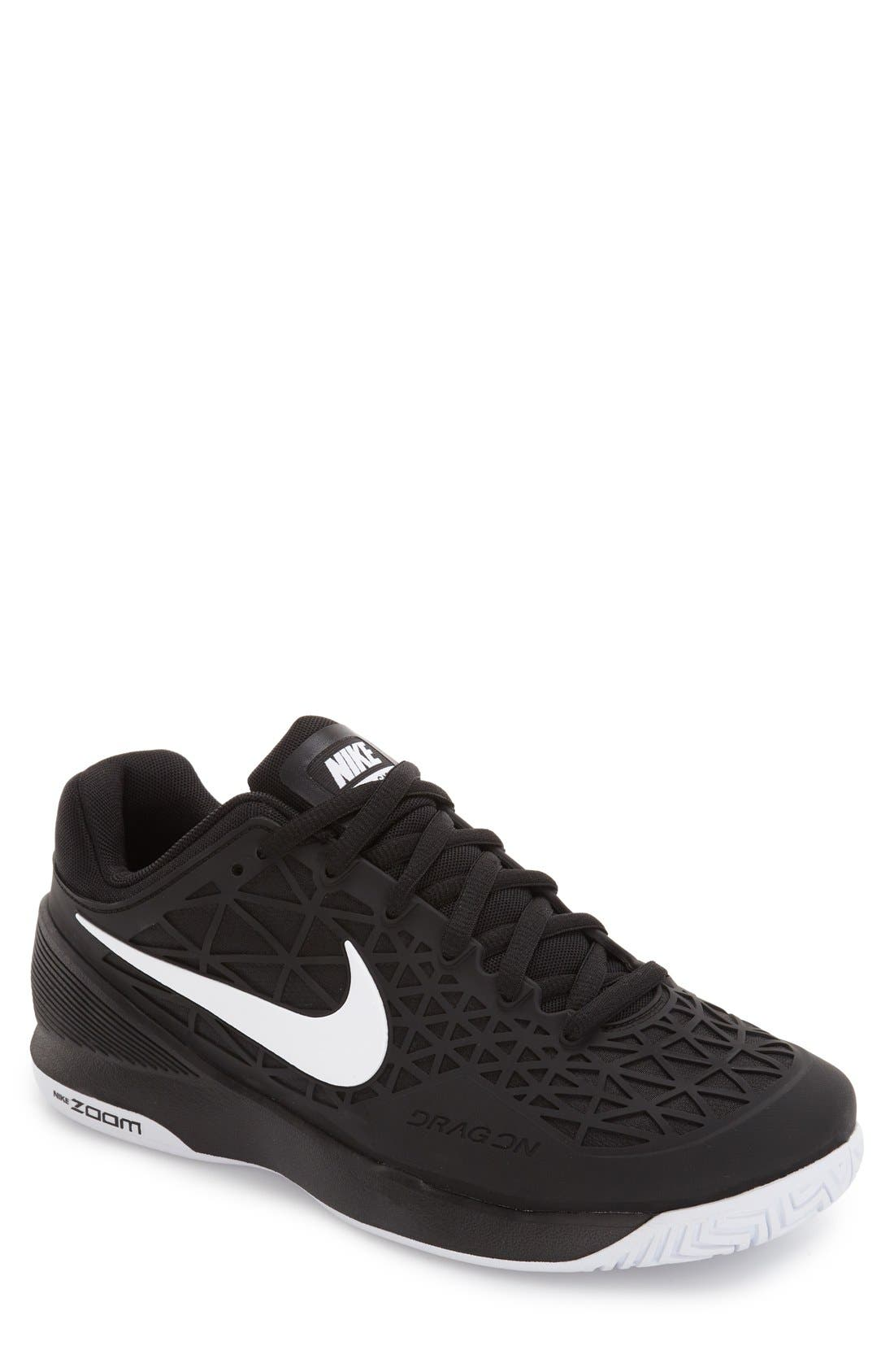Nike Air Max Breathe Cage Mens Tennis Shoe 554875 100