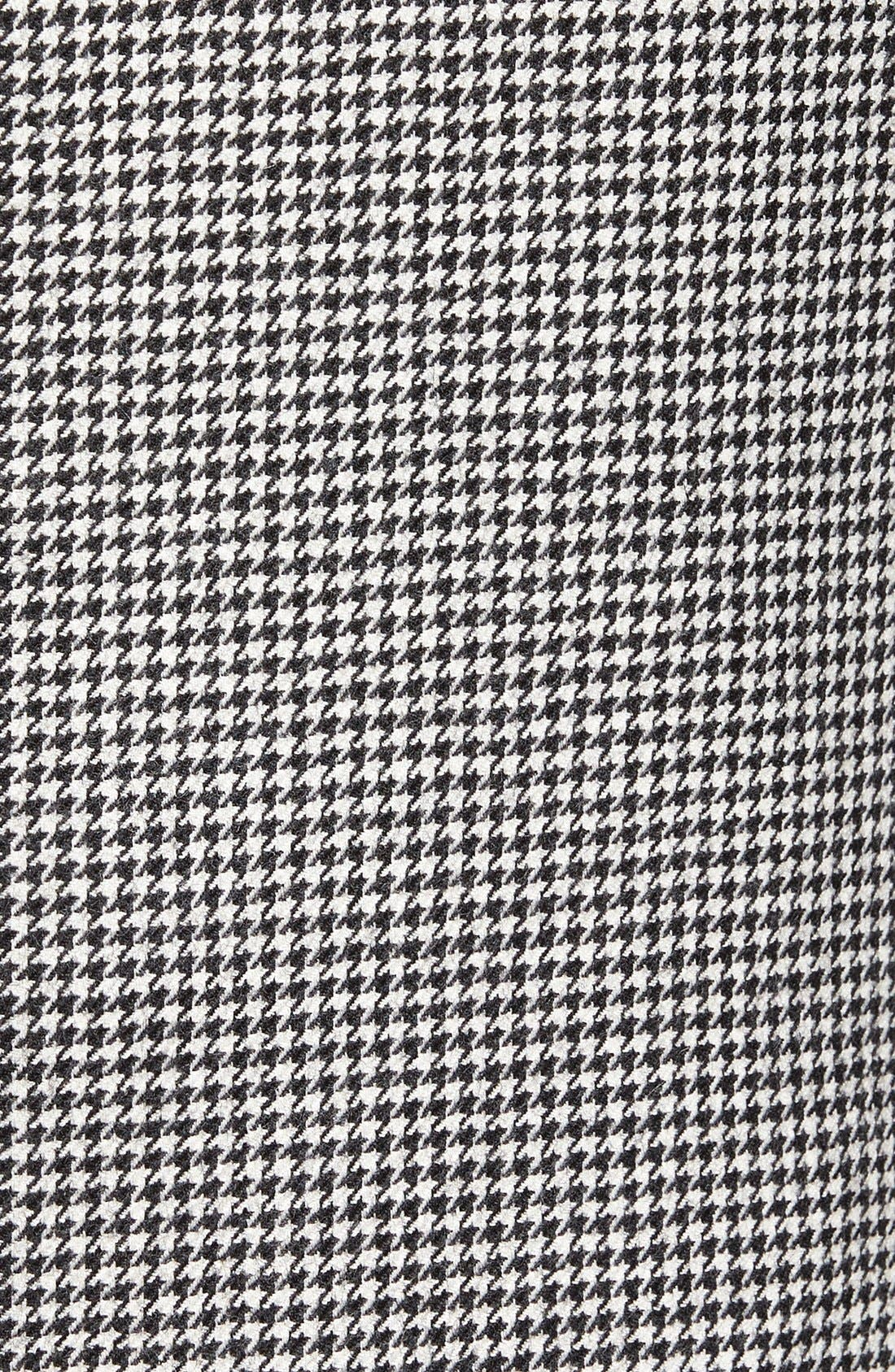 Alternate Image 5  - Nordstrom Men's Shop Classic Fit Houndstooth Wool & Cashmere Sport Coat