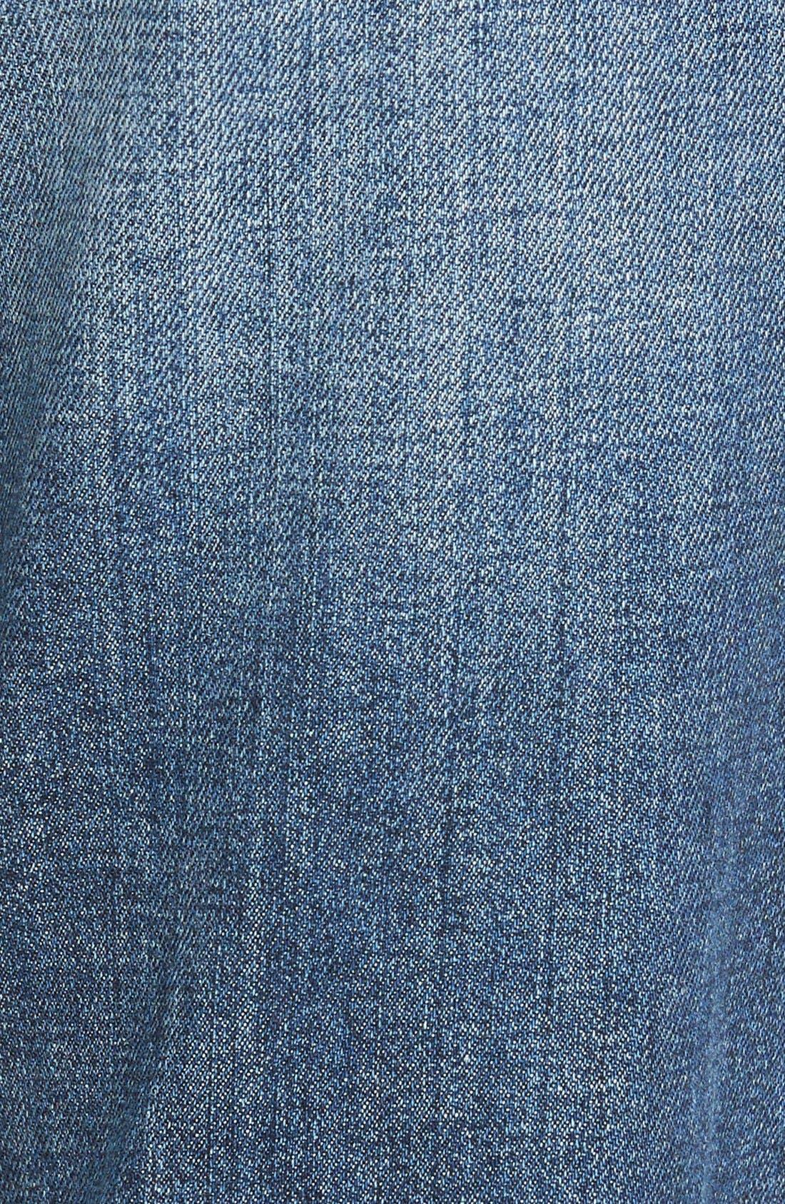 Alternate Image 5  - Joes Jeans Debbie High Waist Ripped Boyfriend Jeans (Coppola)