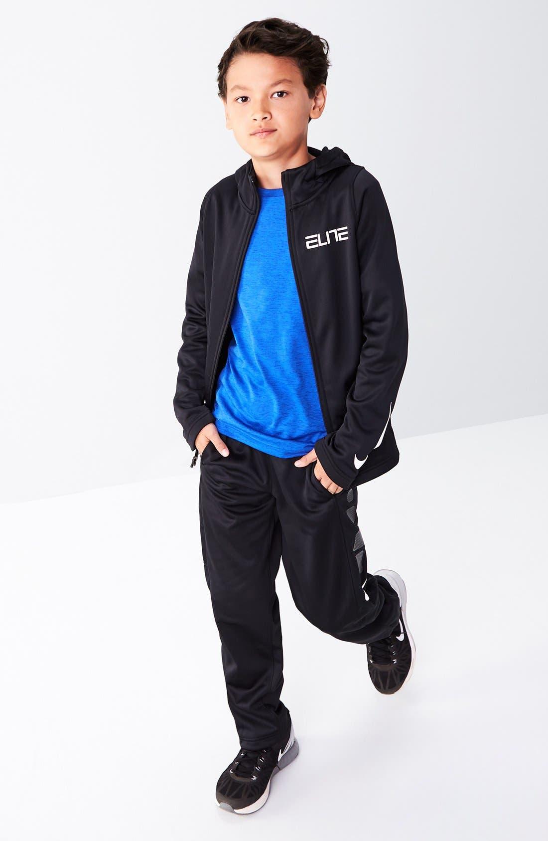 Alternate Image 2  - Nike 'Elite' Therma-FIT Pants (Little Boys & Big Boys)