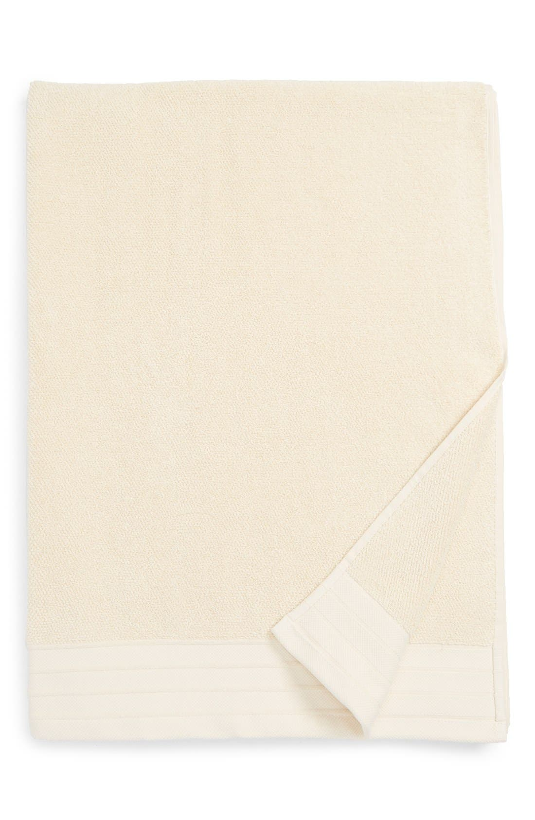 Alternate Image 1 Selected - UGG® Classic Luxe Cotton Bath Sheet