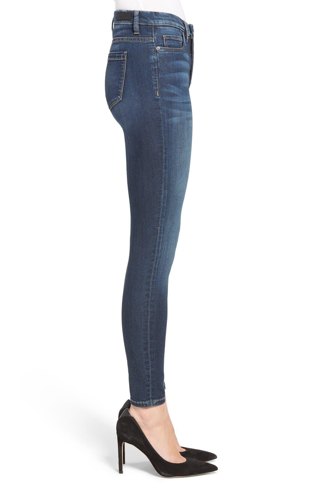 Alternate Image 3  - BLANKNYC Skinny Jeans (The Real Feel)