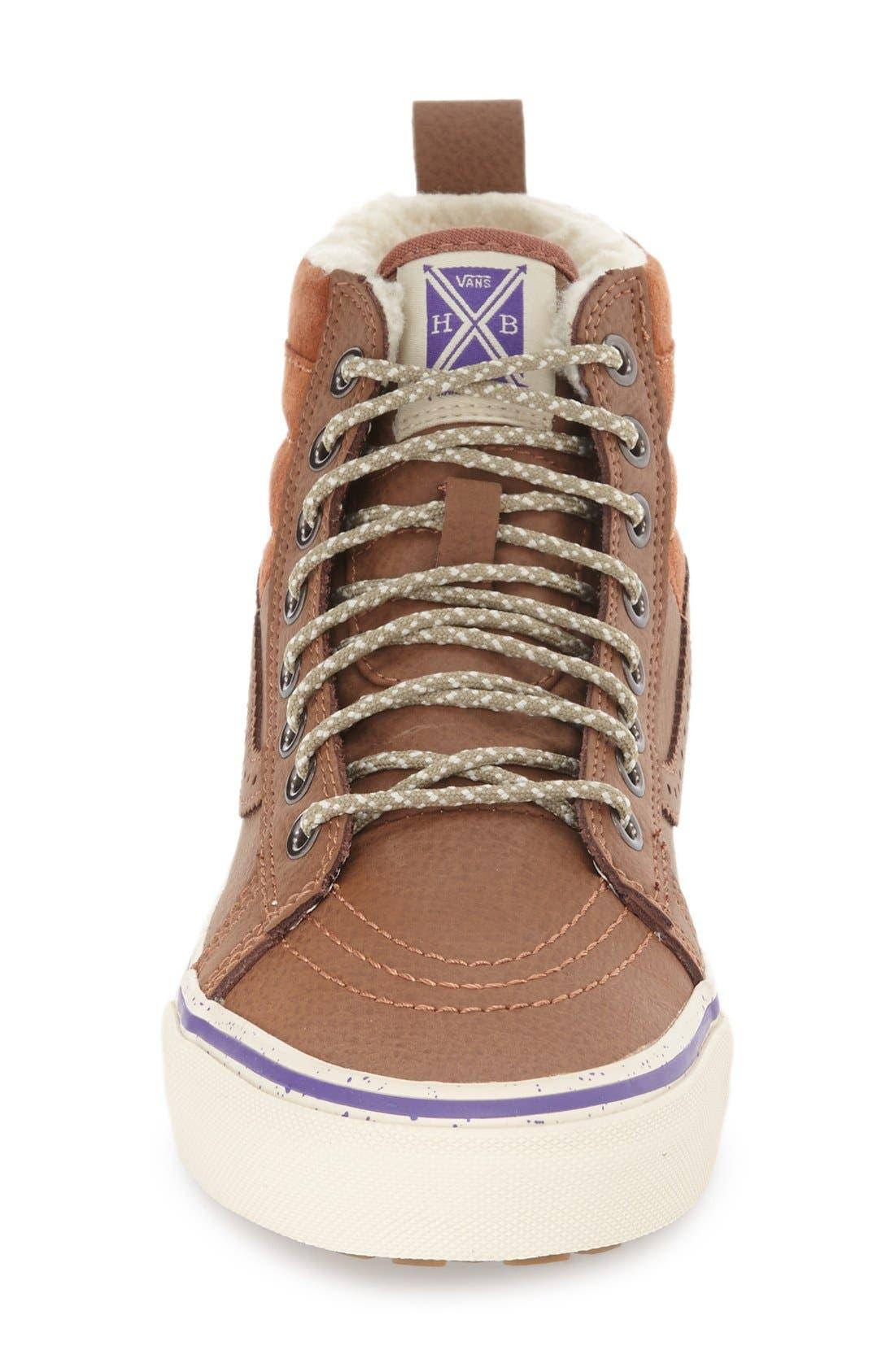 Alternate Image 3  - Vans Hana Beaman – SK8-Hi 46 MTE Water Resistant Sneaker (Women)