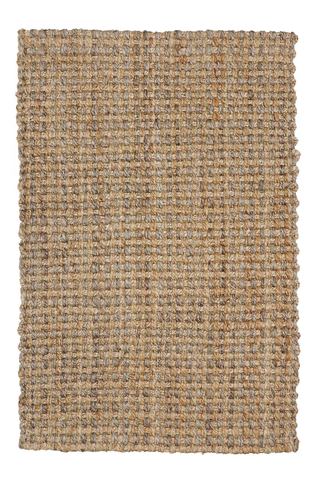 Panama Handwoven Rug,                         Main,                         color, Natural/ Grey