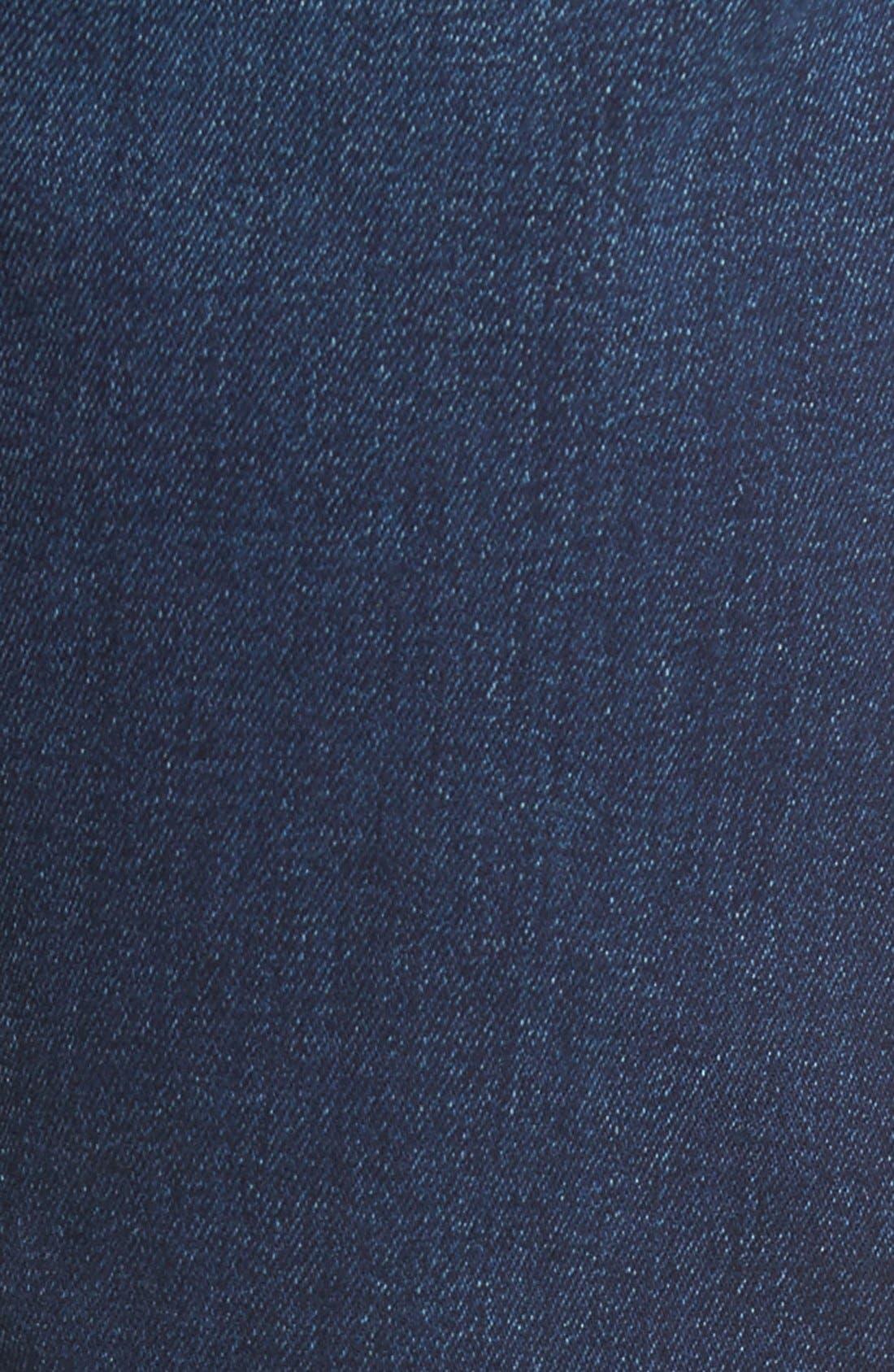 Slimmy Luxe Performance Slim Fit Jeans,                             Alternate thumbnail 5, color,                             Belfast