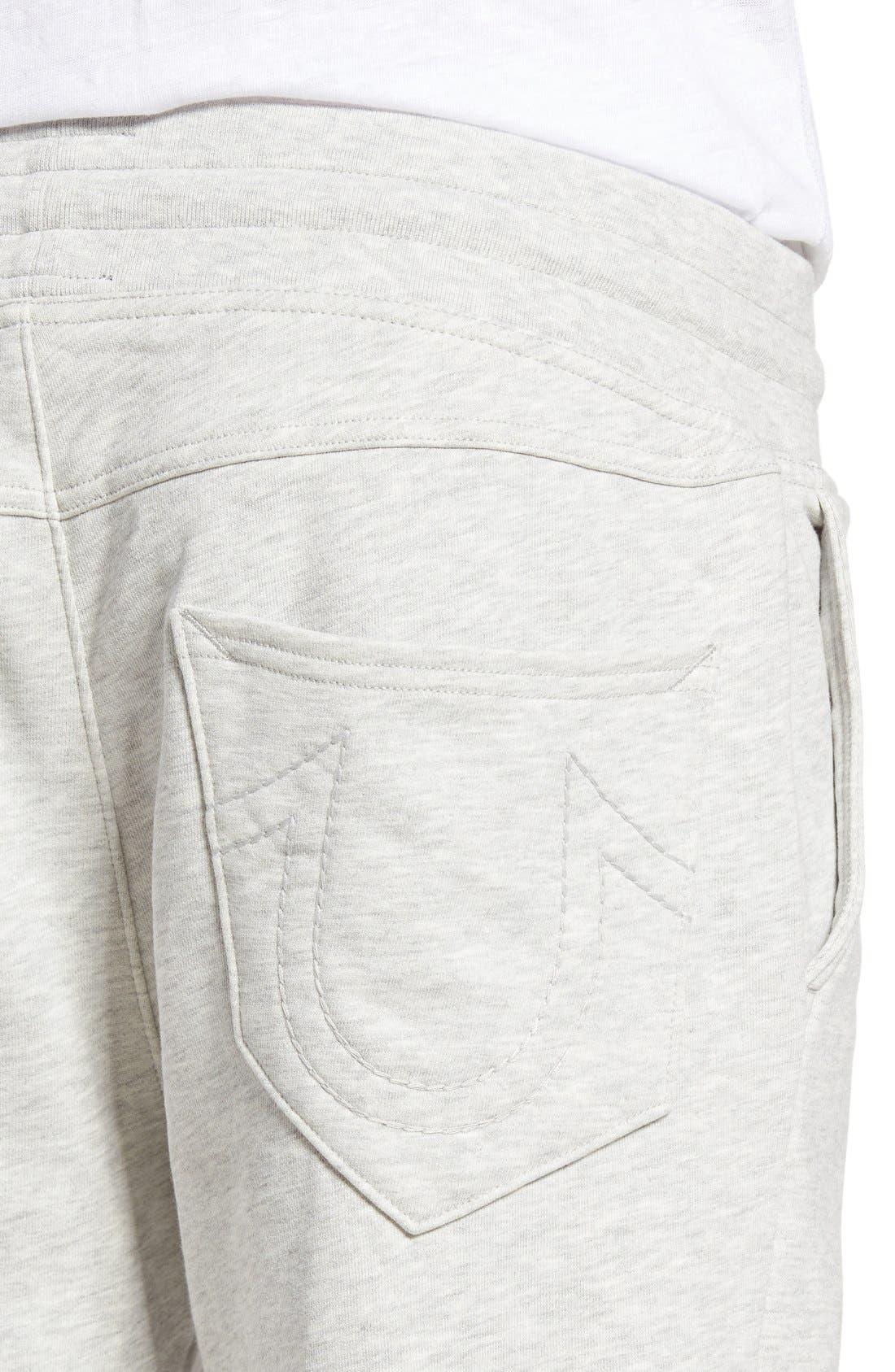 Alternate Image 4  - True Religion Brand Jeans Sweatpants