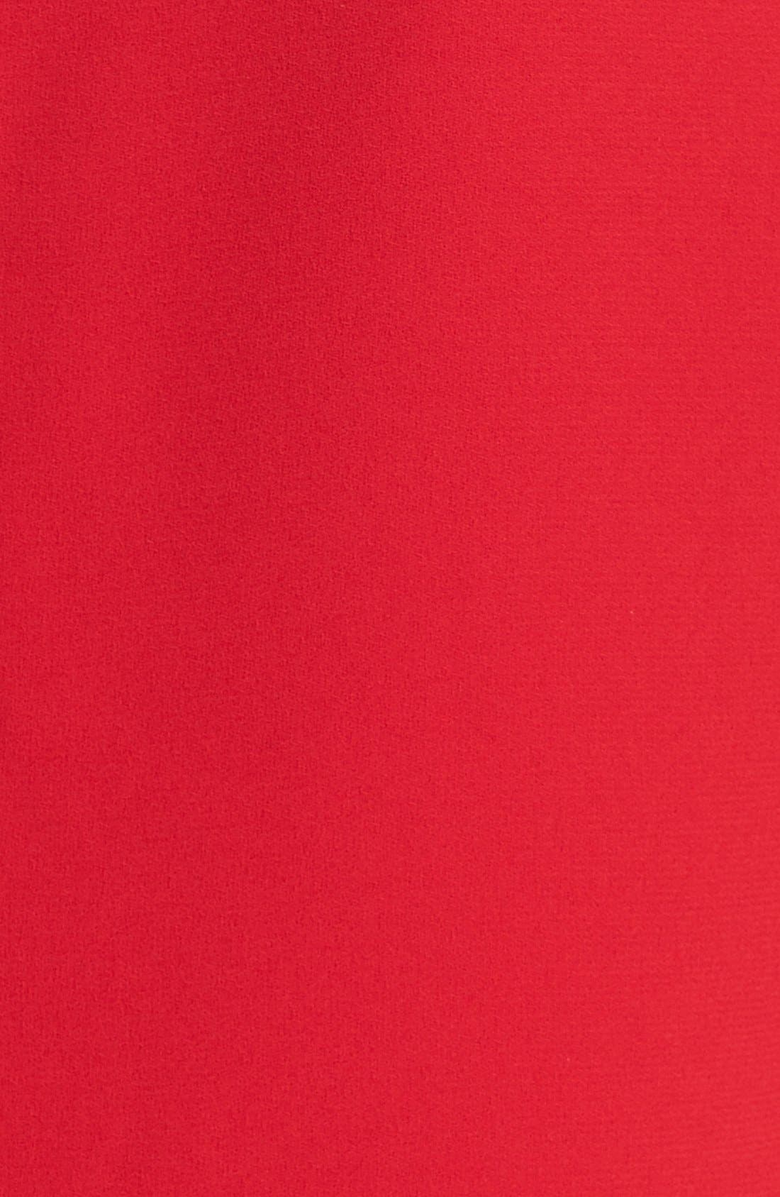 Alternate Image 5  - Ted Baker London Natalle Bow Detail Crepe Top