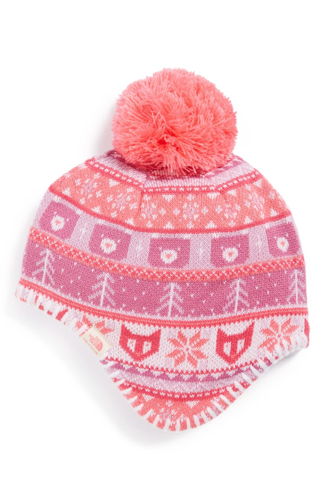 Alternate Image 1 Selected - The North Face Faroe Beanie (Baby)