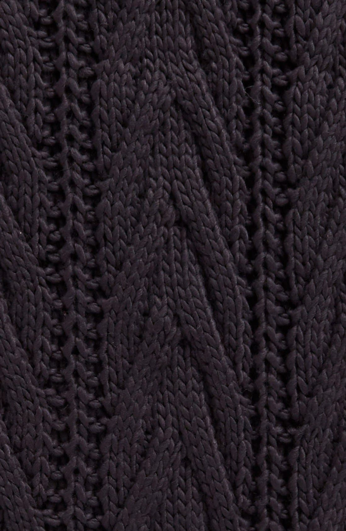 Alternate Image 4  - BP. Cable Knit Infinity Scarf (Special Purchase)