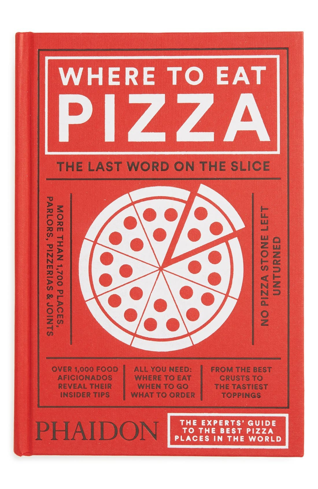 Main Image - Where To Eat Pizza Book