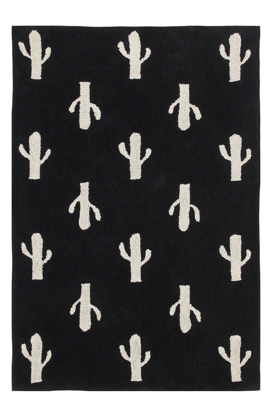 Stamp Rug lorena canals cactus stamp rug | nordstrom