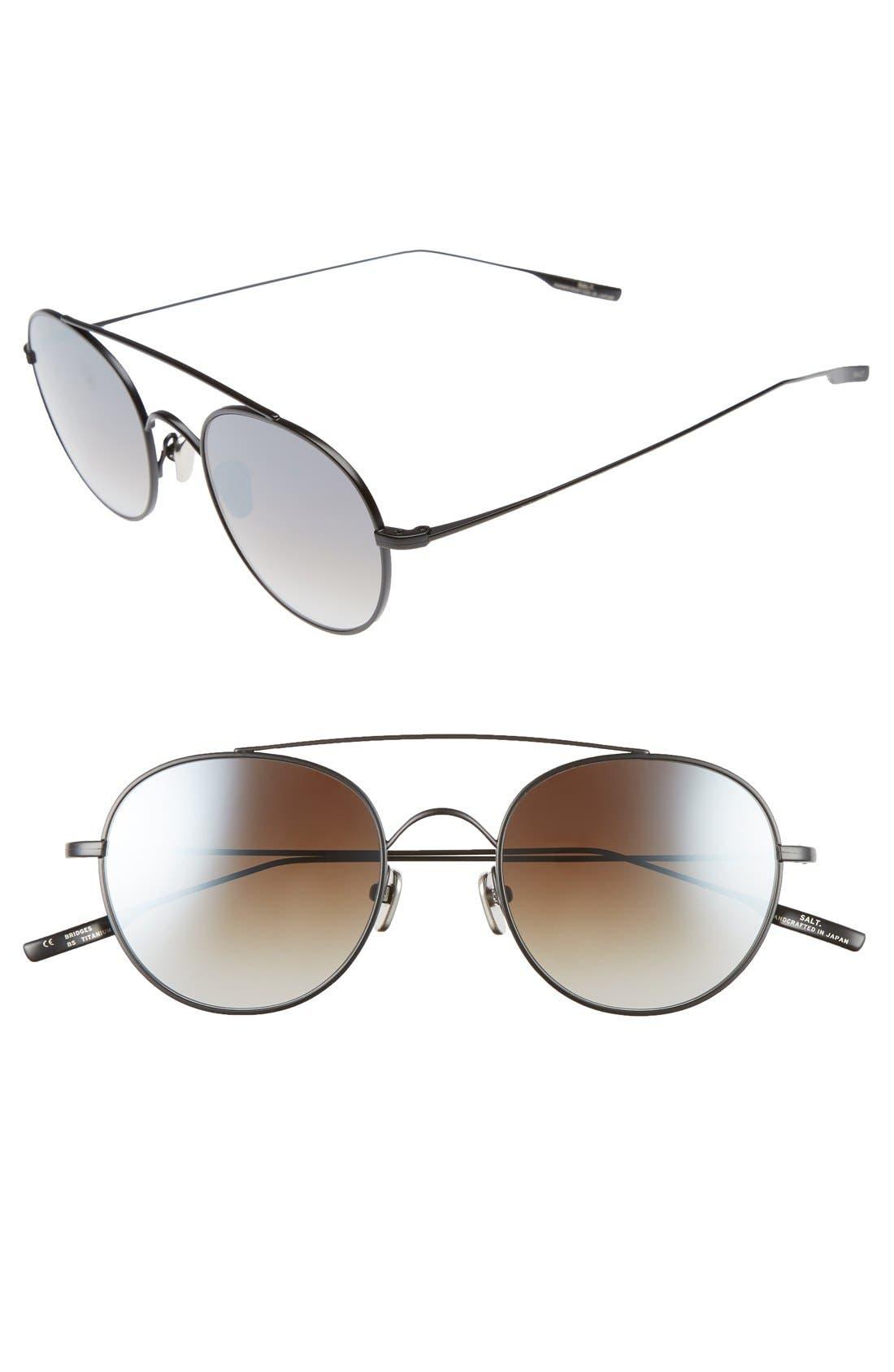 SALT Bridges 51mm Polarized Sunglasses