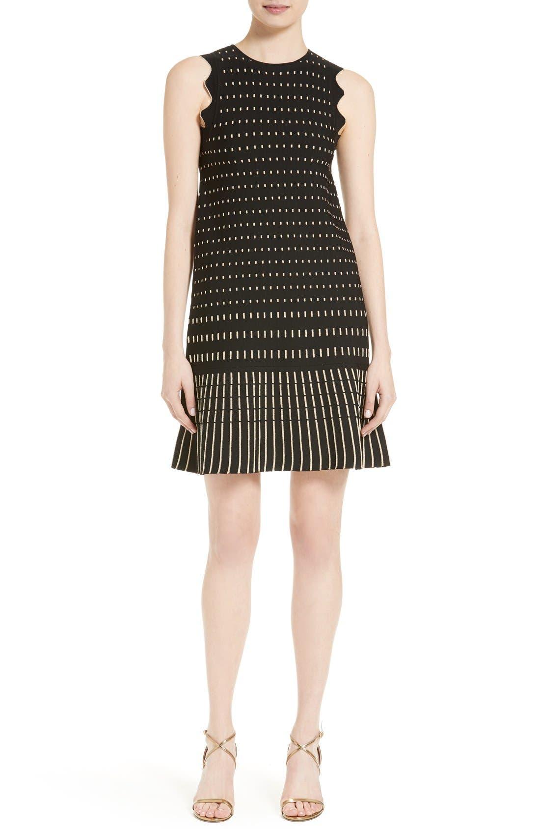 Alternate Image 1 Selected - Ted Baker London Knit Sheath Dress