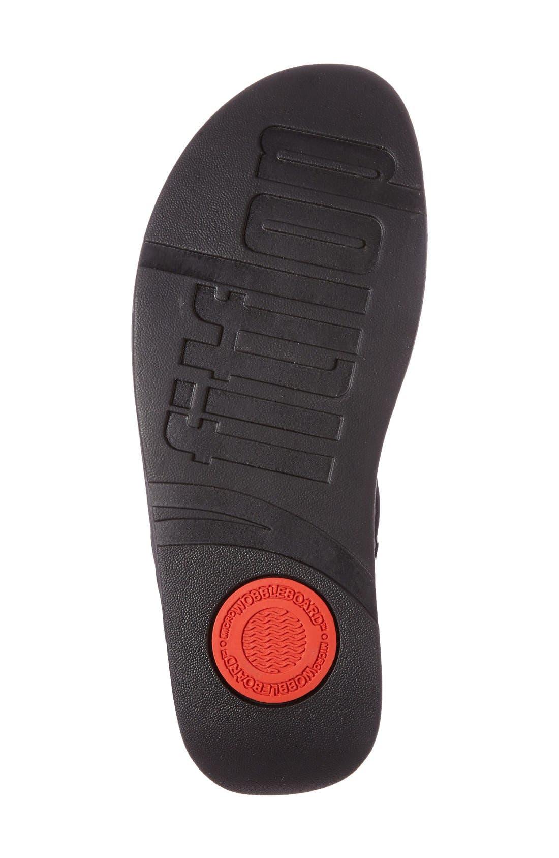 Alternate Image 4  - FitFlop™ Fino Flip Flop Sandal (Women)