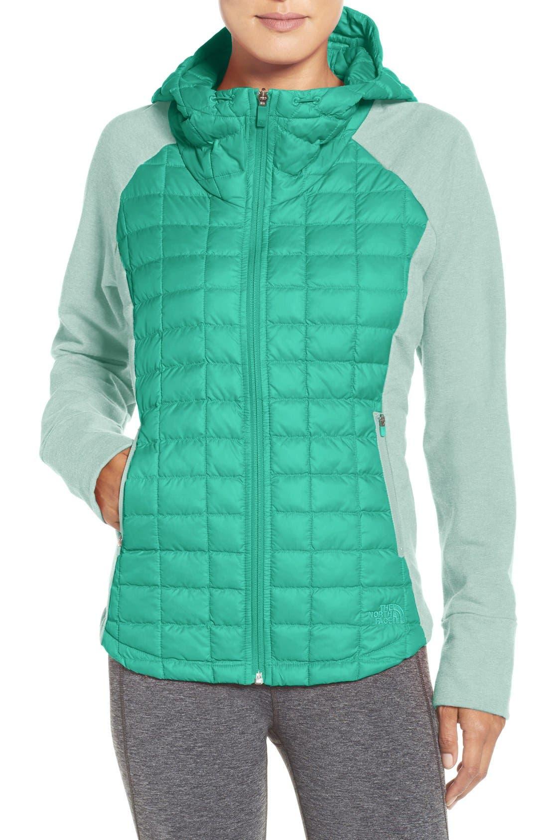Alternate Image 1 Selected - The North Face 'Endeavor' ThermoBall PrimaLoft® Quilted Jacket