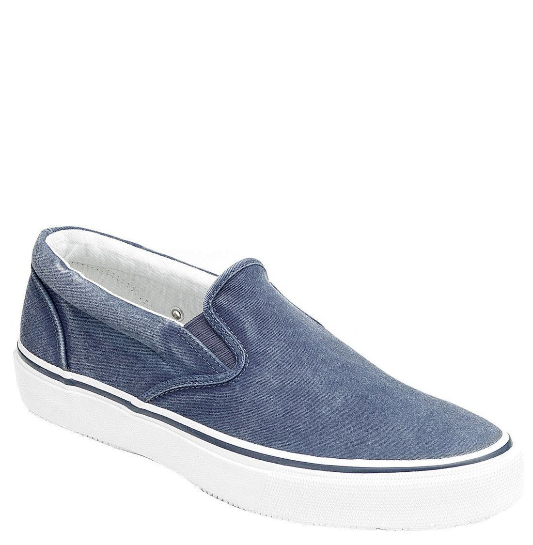 Sperry Top-Sider® 'Striper' Slip-On (Men)