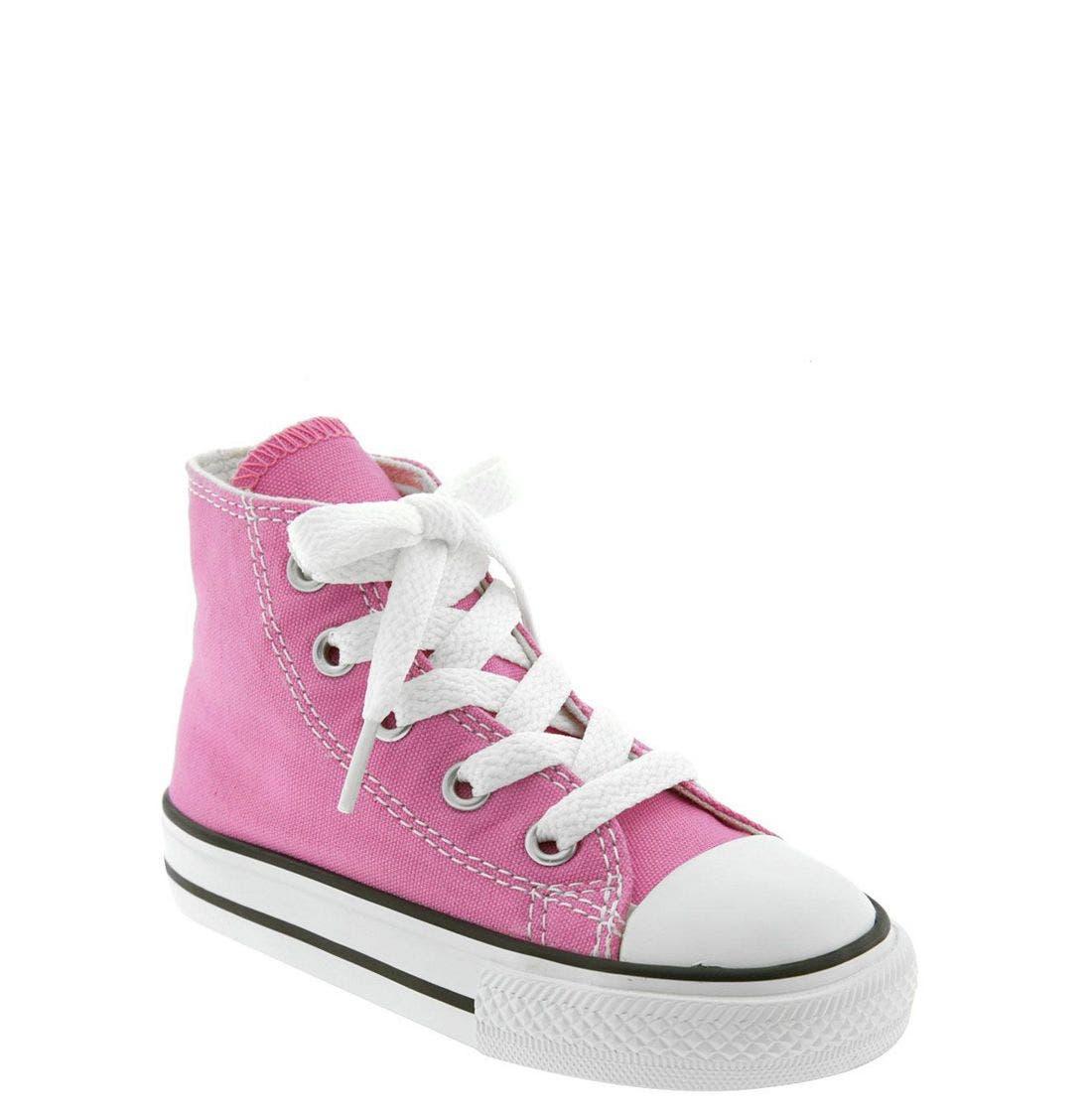 Converse All Star® High Top Sneaker (Baby, Walker & Toddler)