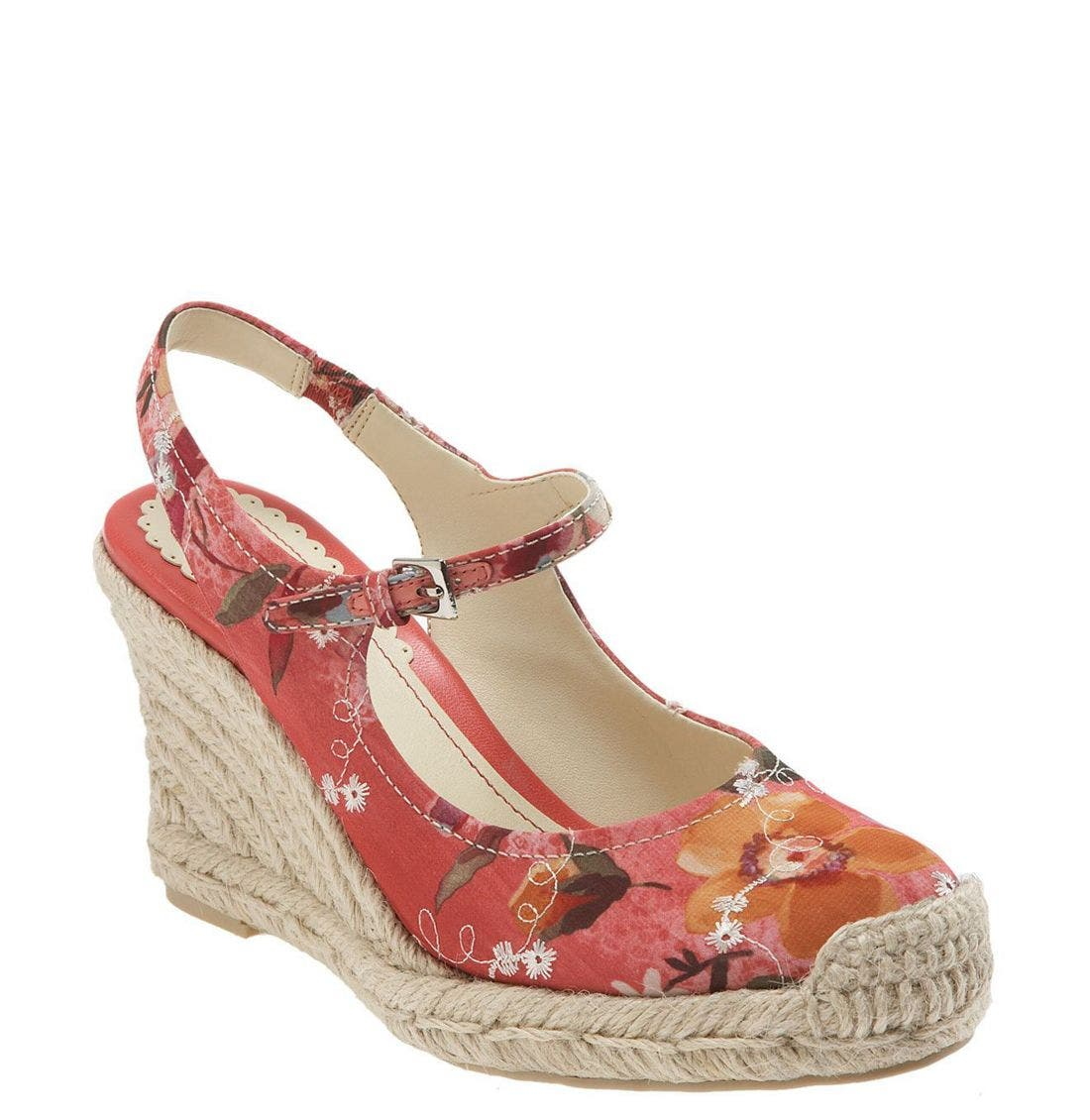 Alternate Image 1 Selected - Franco Sarto 'Queen' Espadrille