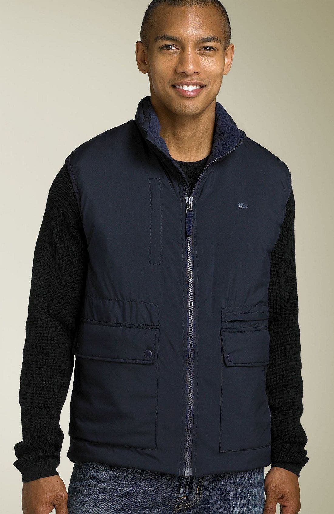 Alternate Image 1 Selected - Lacoste Insulated Vest