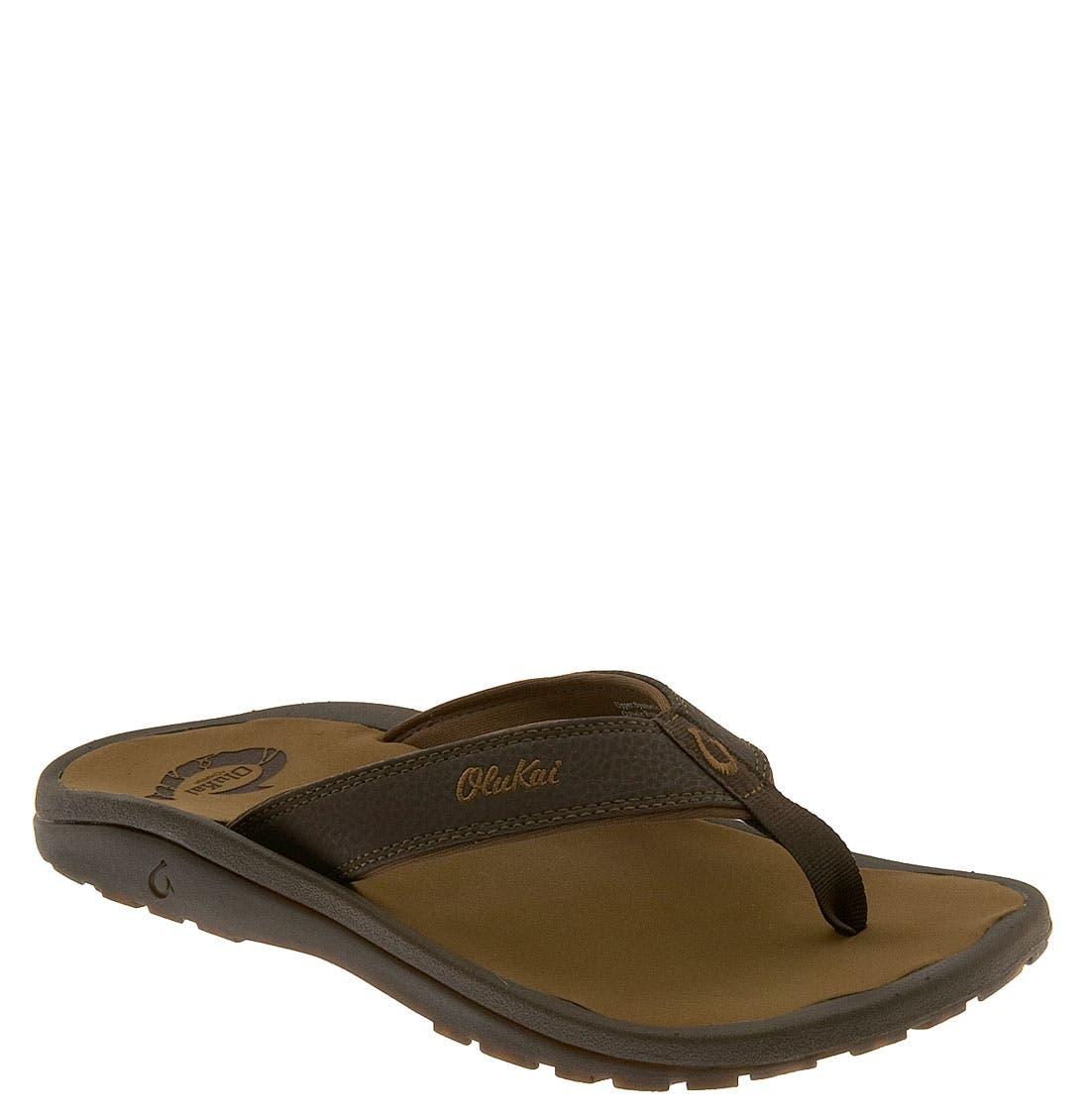 OluKai 'Ohana' Flip Flop (Men)