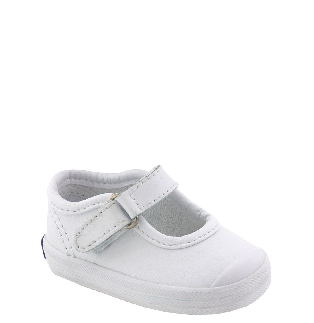 Keds® 'Champion' Mary Jane (Baby & Walker)
