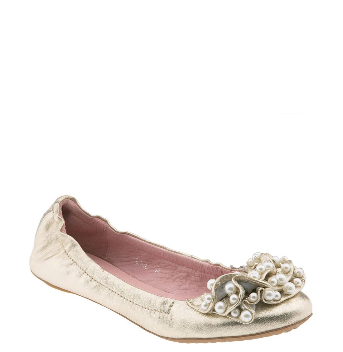 Alternate Image 1 Selected - Jeffrey Campbell 'Pearl' Flat