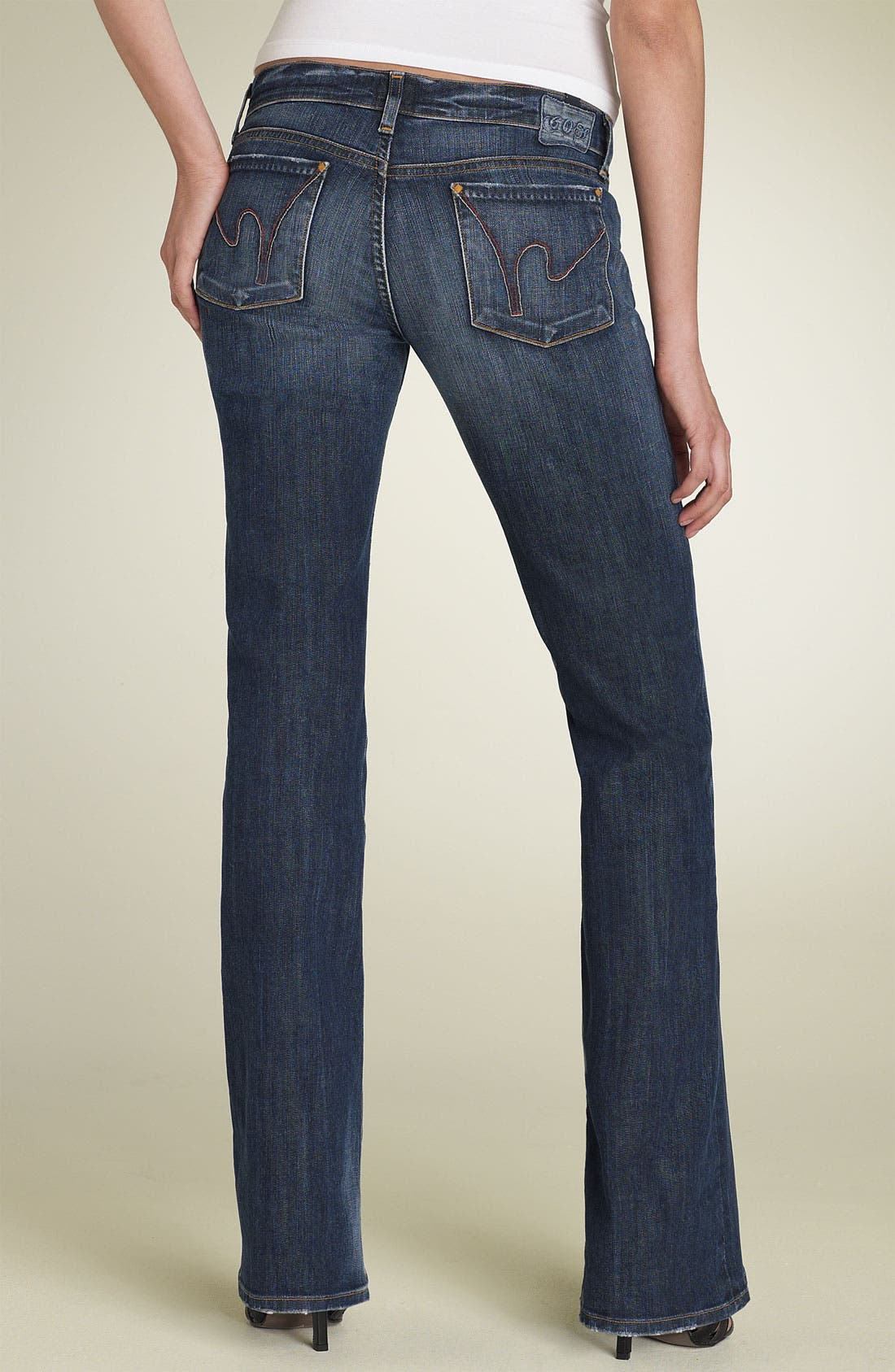 Alternate Image 2  - Citizens of Humanity 'Kelly' Bootcut Stretch Jeans (Preferred Wash)