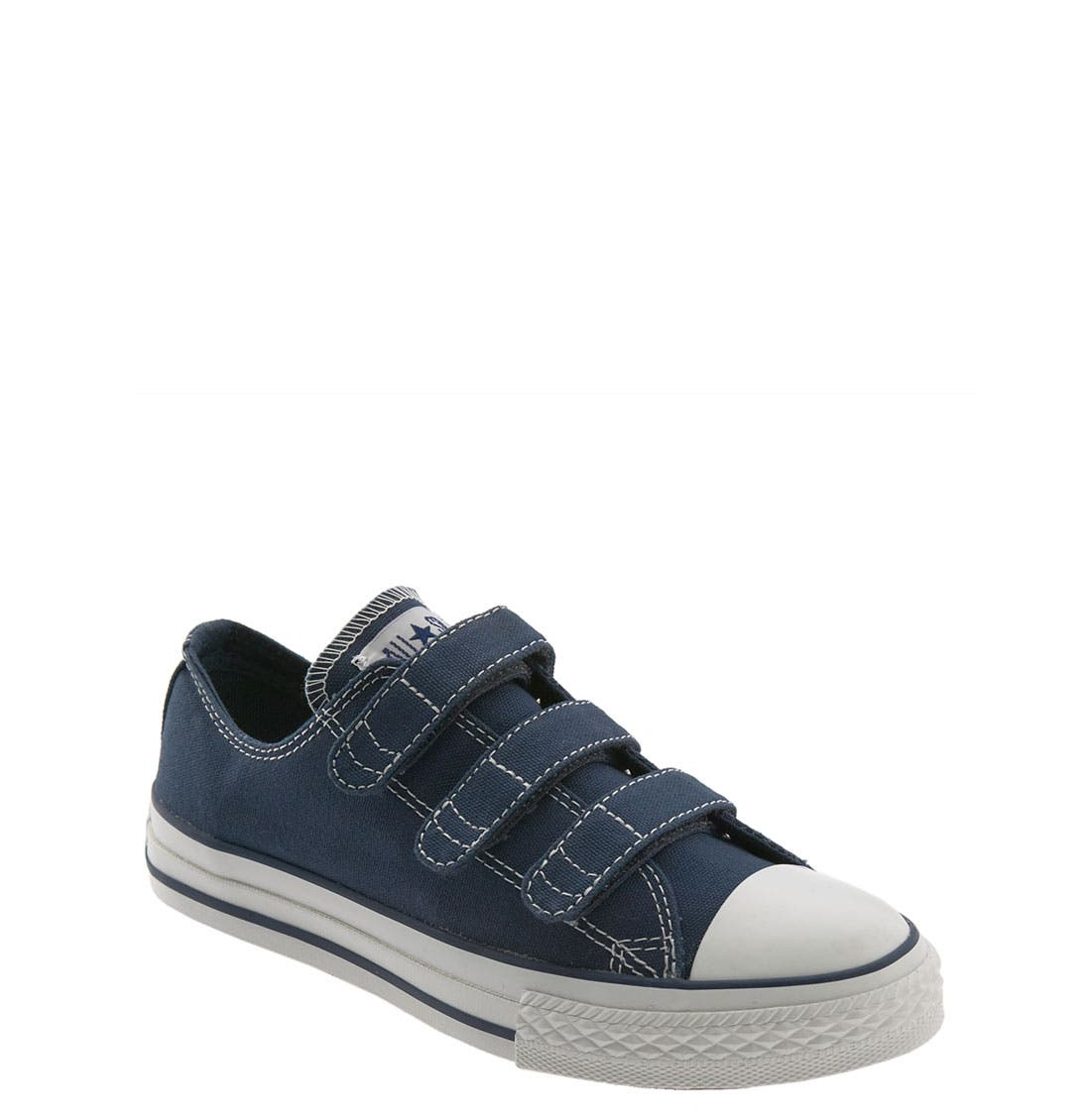 Alternate Image 1 Selected - Converse Chuck Taylor® Triple Strap Sneaker (Toddler & Little Kid)