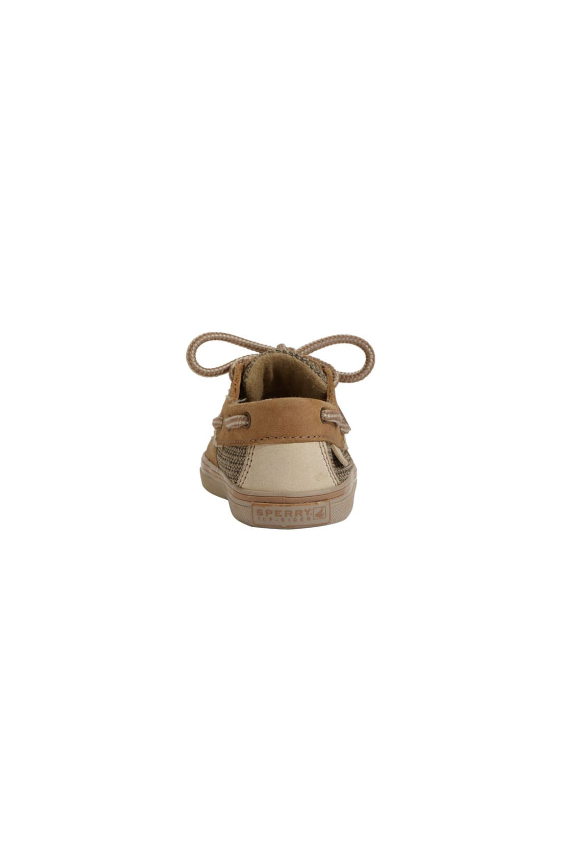Alternate Image 4  - Sperry Top-Sider® 'Bluefish' Crib Shoe (Baby)