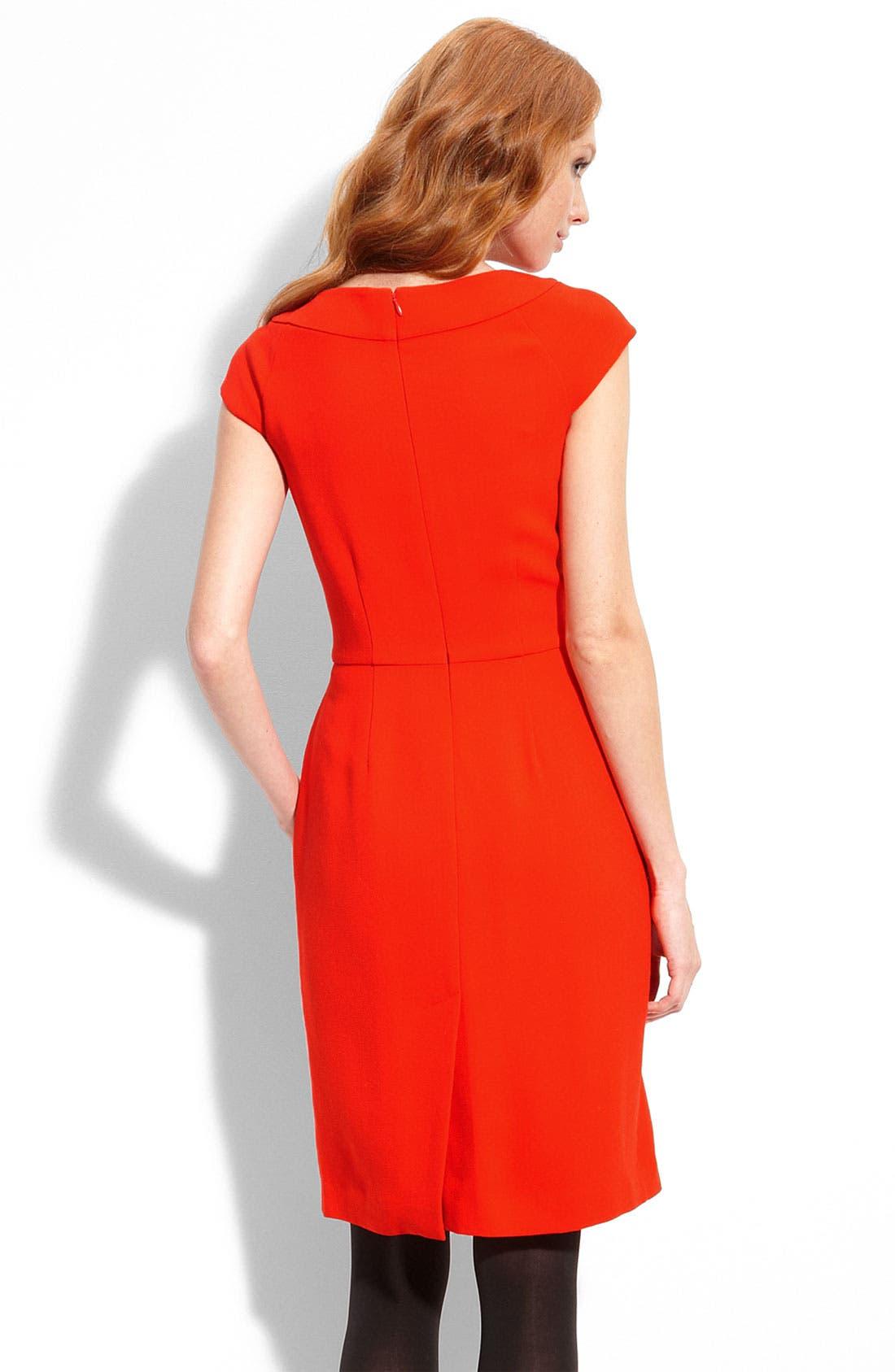 Alternate Image 2  - kate spade new york 'raya' dress