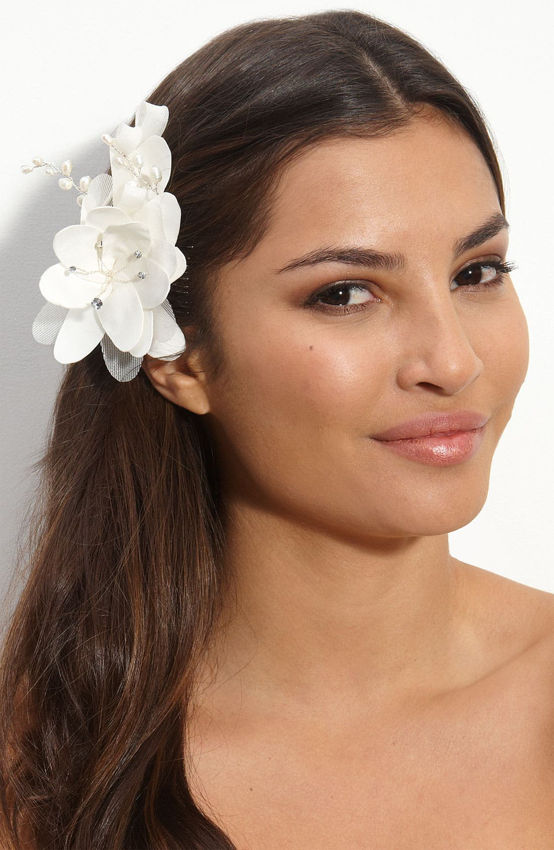 Alternate Image 1 Selected - Cara 'A Flower to Remember' Hair Clip