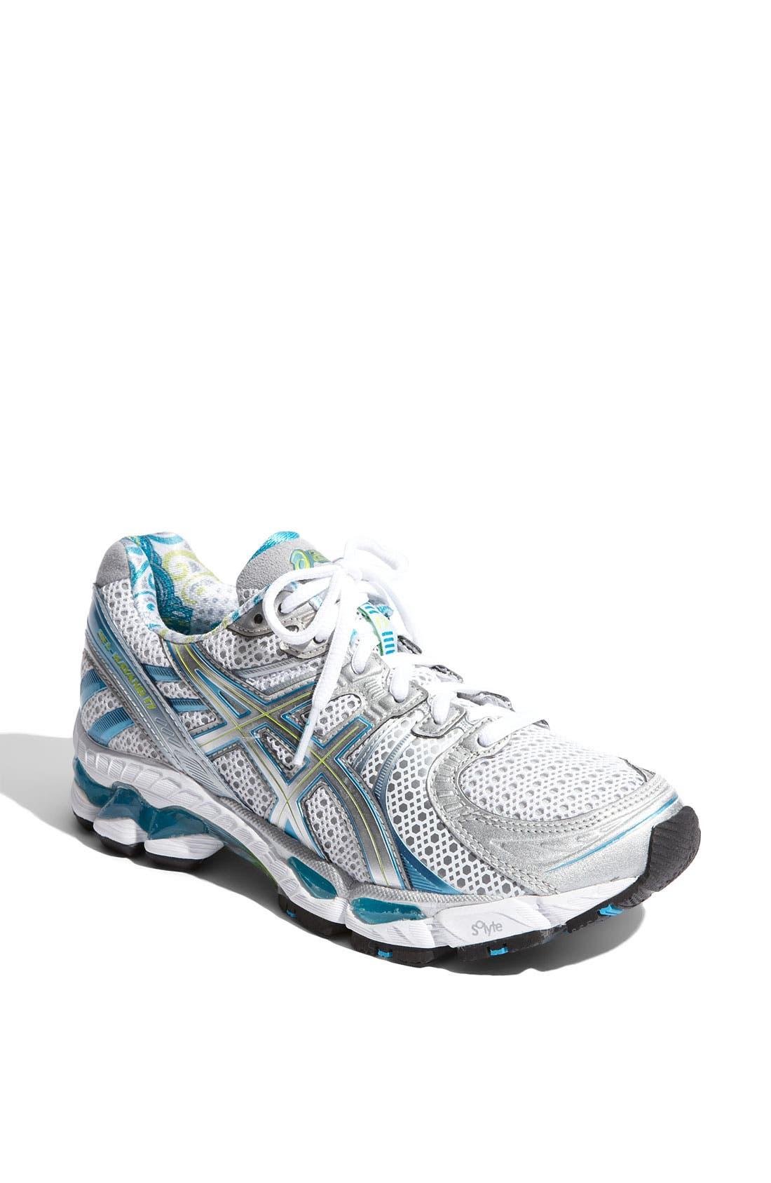 Alternate Image 1 Selected - ASICS® 'GEL Kayano® 17' Running Shoe (Women)