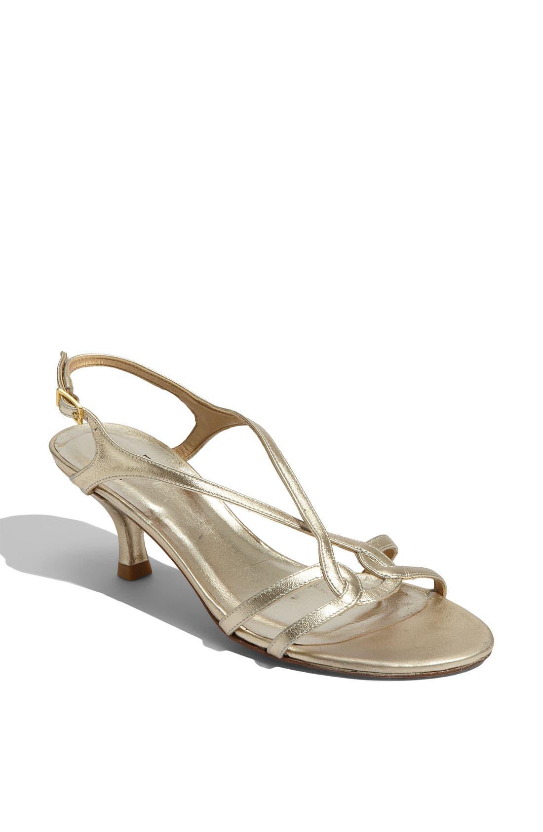 Alternate Image 1 Selected - Stuart Weitzman 'Reversal' Sandal