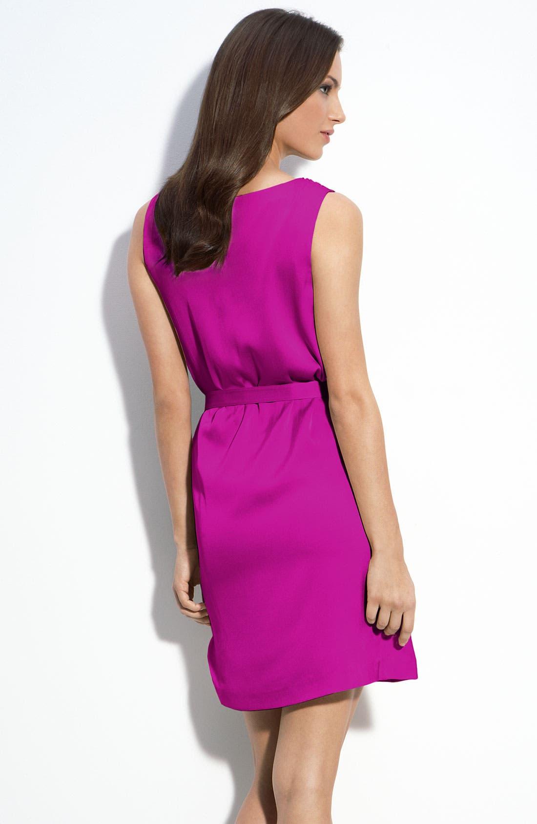 Alternate Image 2  - Theory 'Elvinia - Disposition' Sleeveless Dress