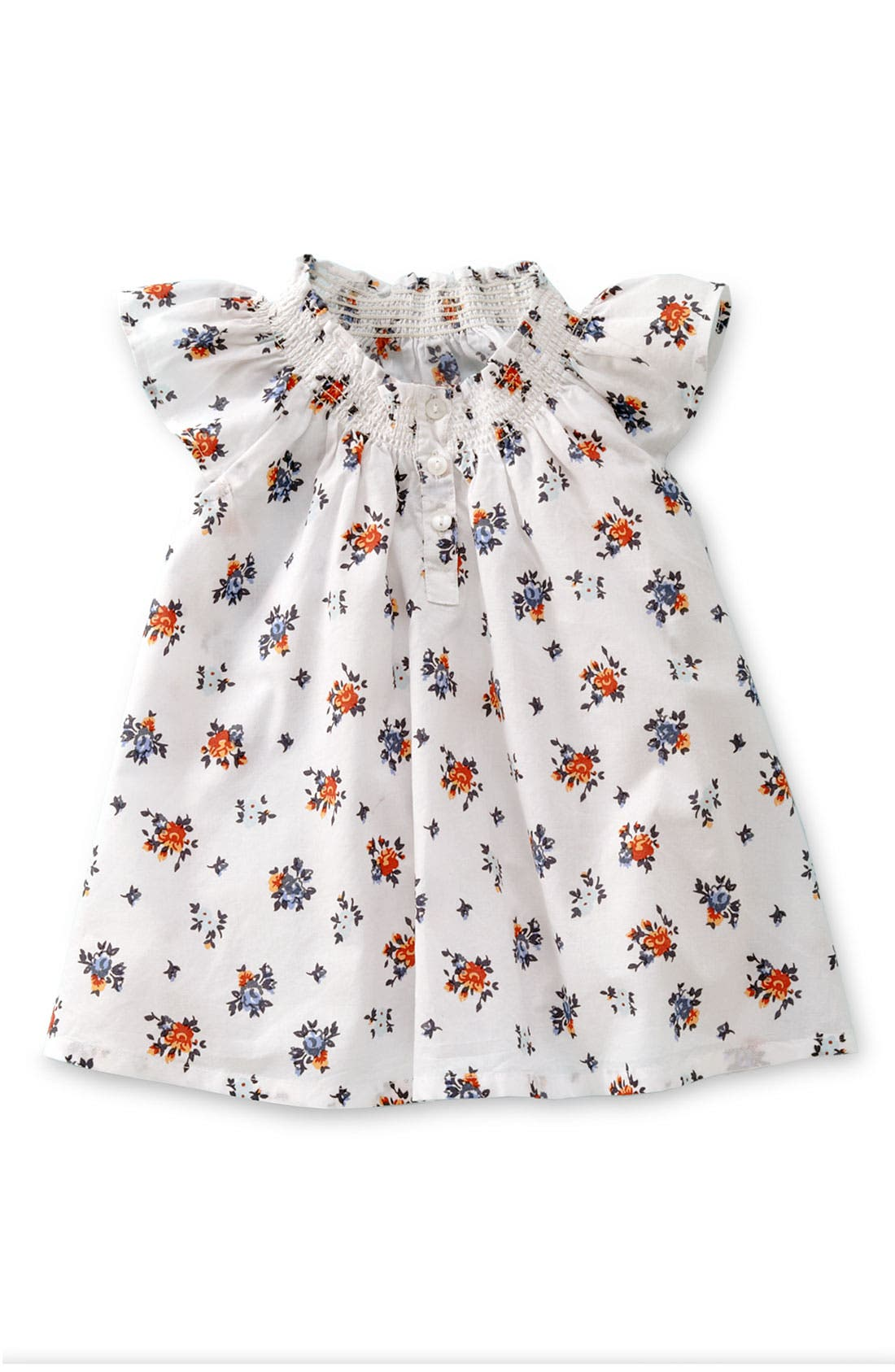 Alternate Image 1 Selected - Mini Boden 'Gypsy' Top (Little Girls & Big Girls)