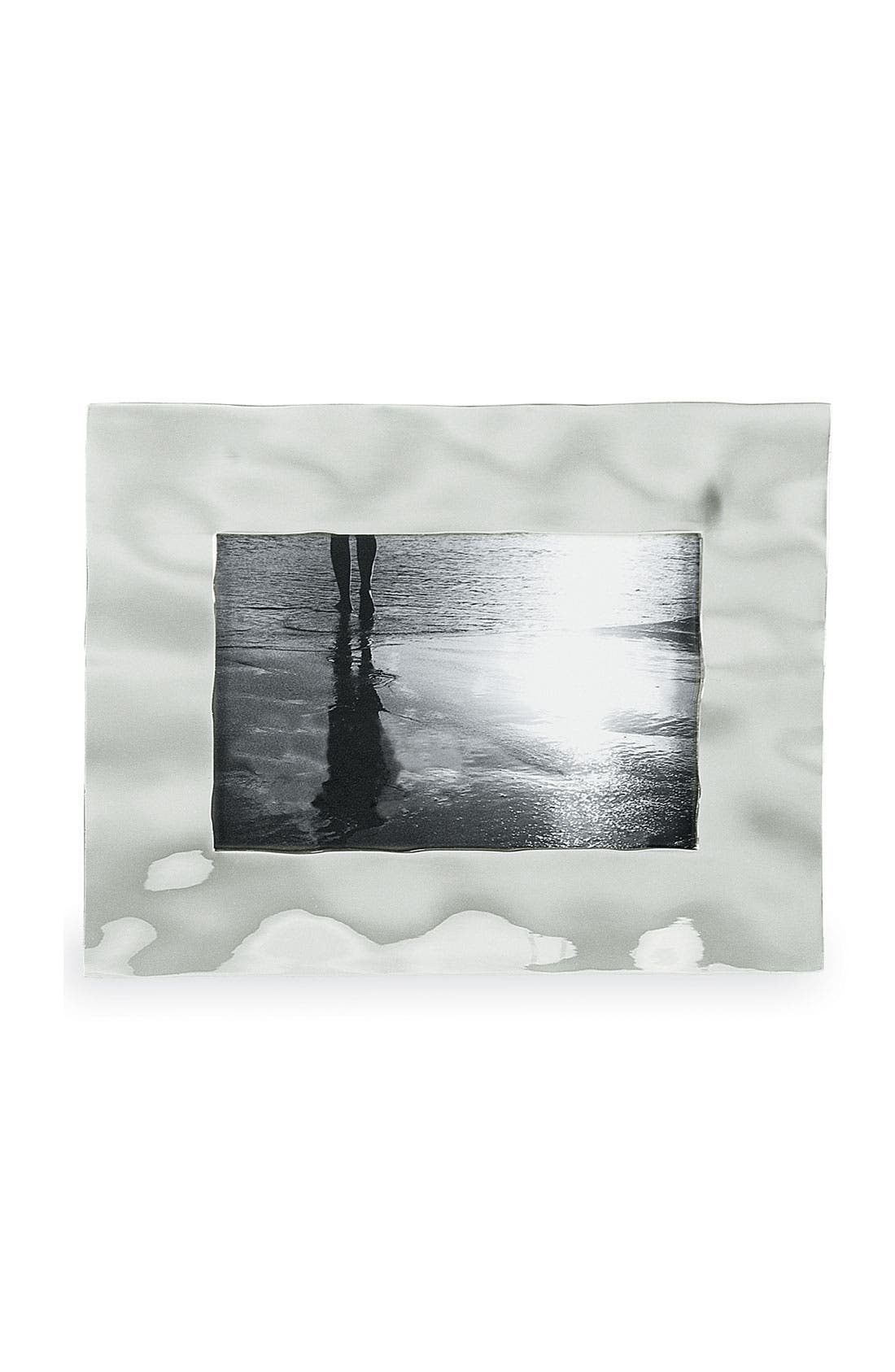 Alternate Image 1 Selected - Michael Aram 'Reflective Water' Picture Frame (4x6)