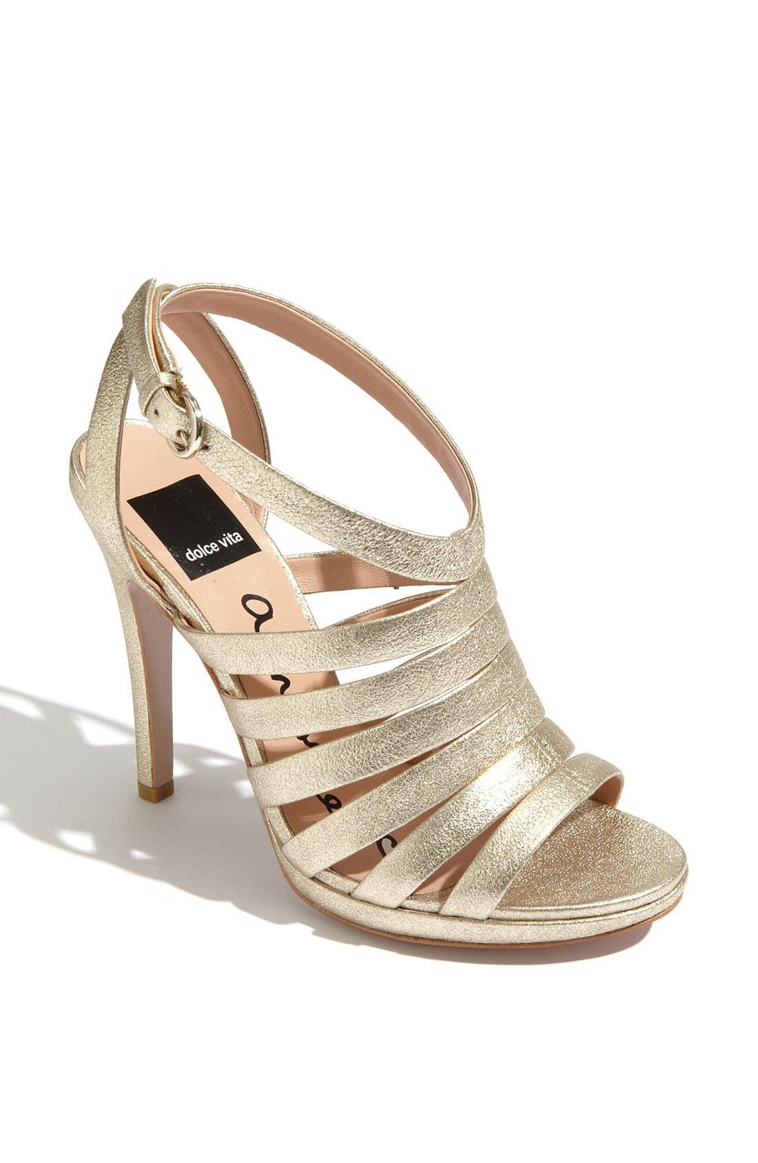 Alternate Image 1 Selected - Dolce Vita 'Riso' Sandal