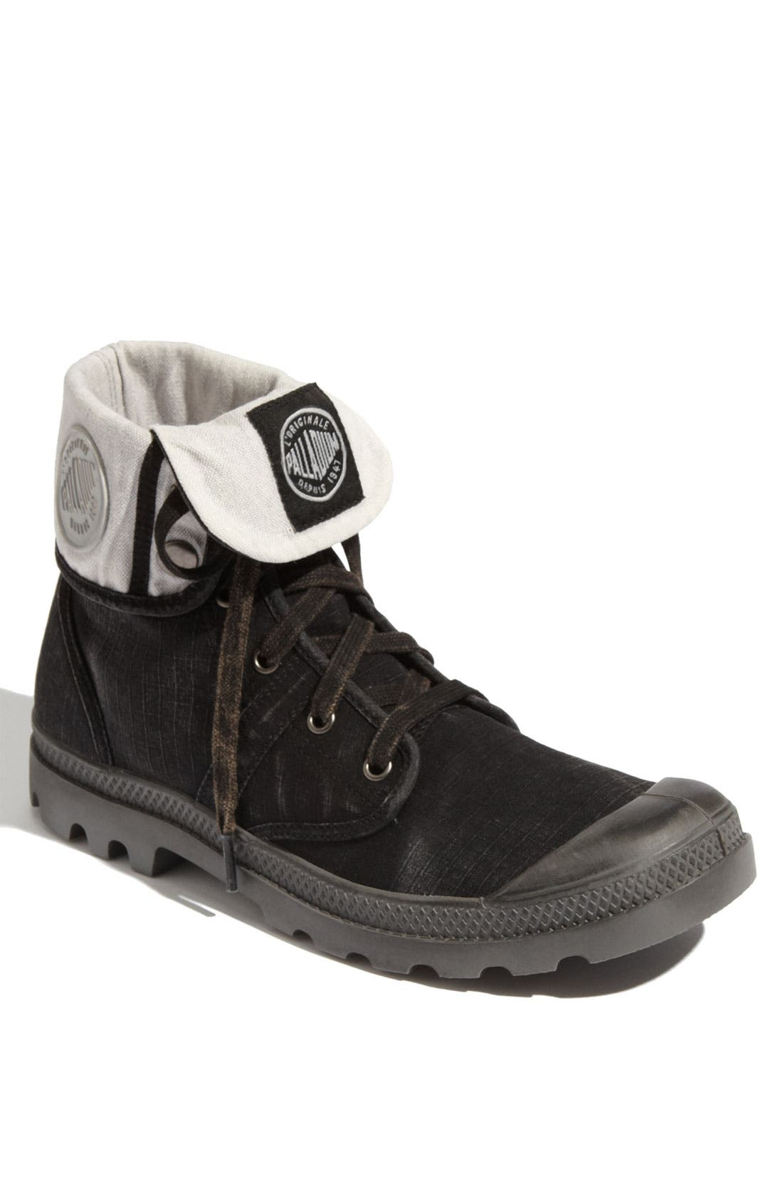 Alternate Image 1 Selected - Palladium 'Baggy' Distressed Boot (Men)