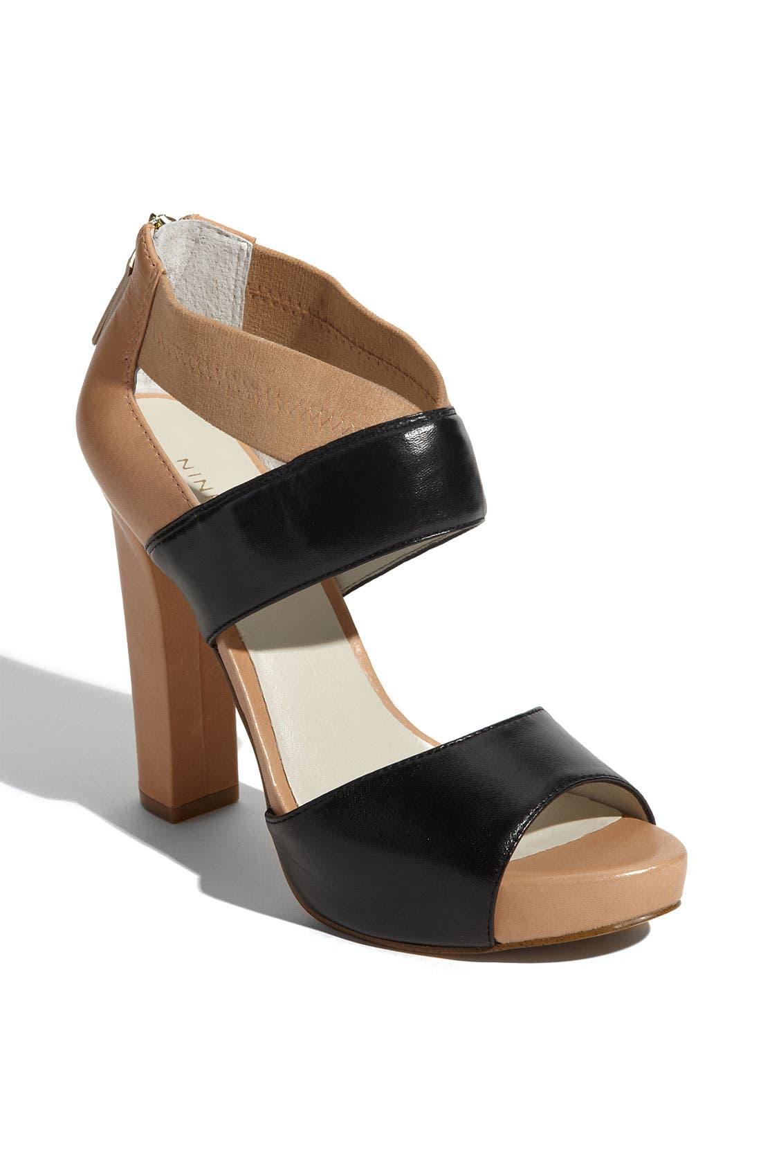 Main Image - Nine West 'Stylin' Sandal