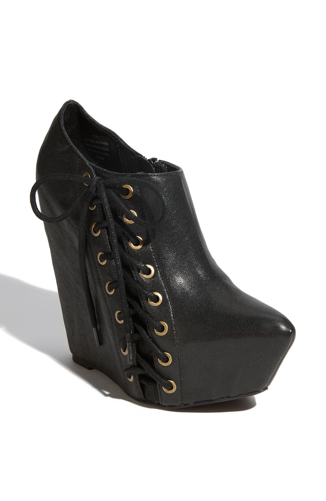 Alternate Image 1 Selected - Jeffrey Campbell 'Zup' Bootie