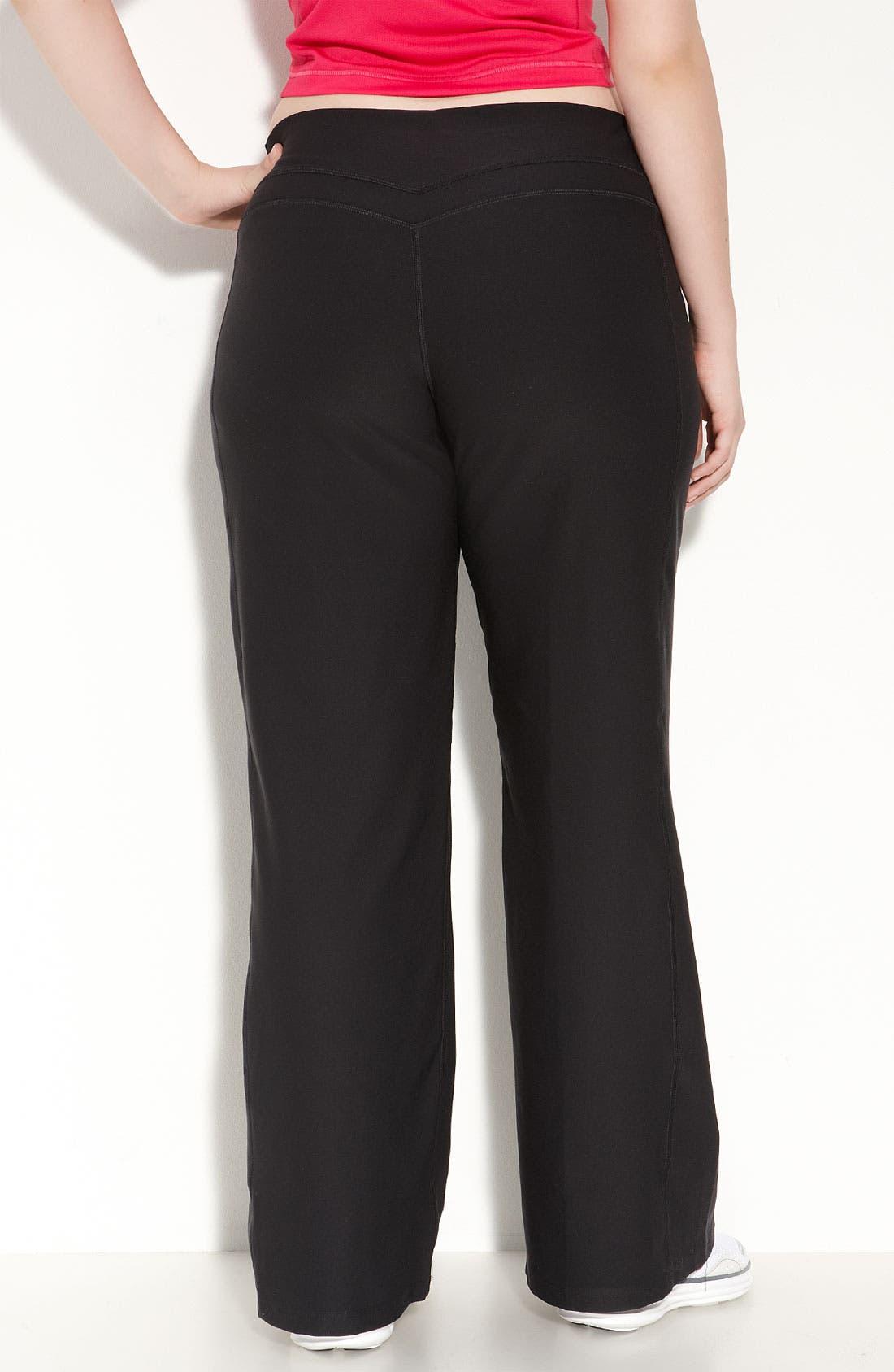 Alternate Image 2  - Nike 'Legend' Pants (Plus Size)