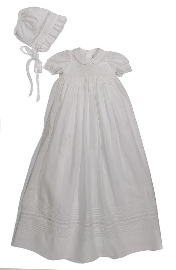 Kissy Kissy Christening Gown (Infant) | Nordstrom