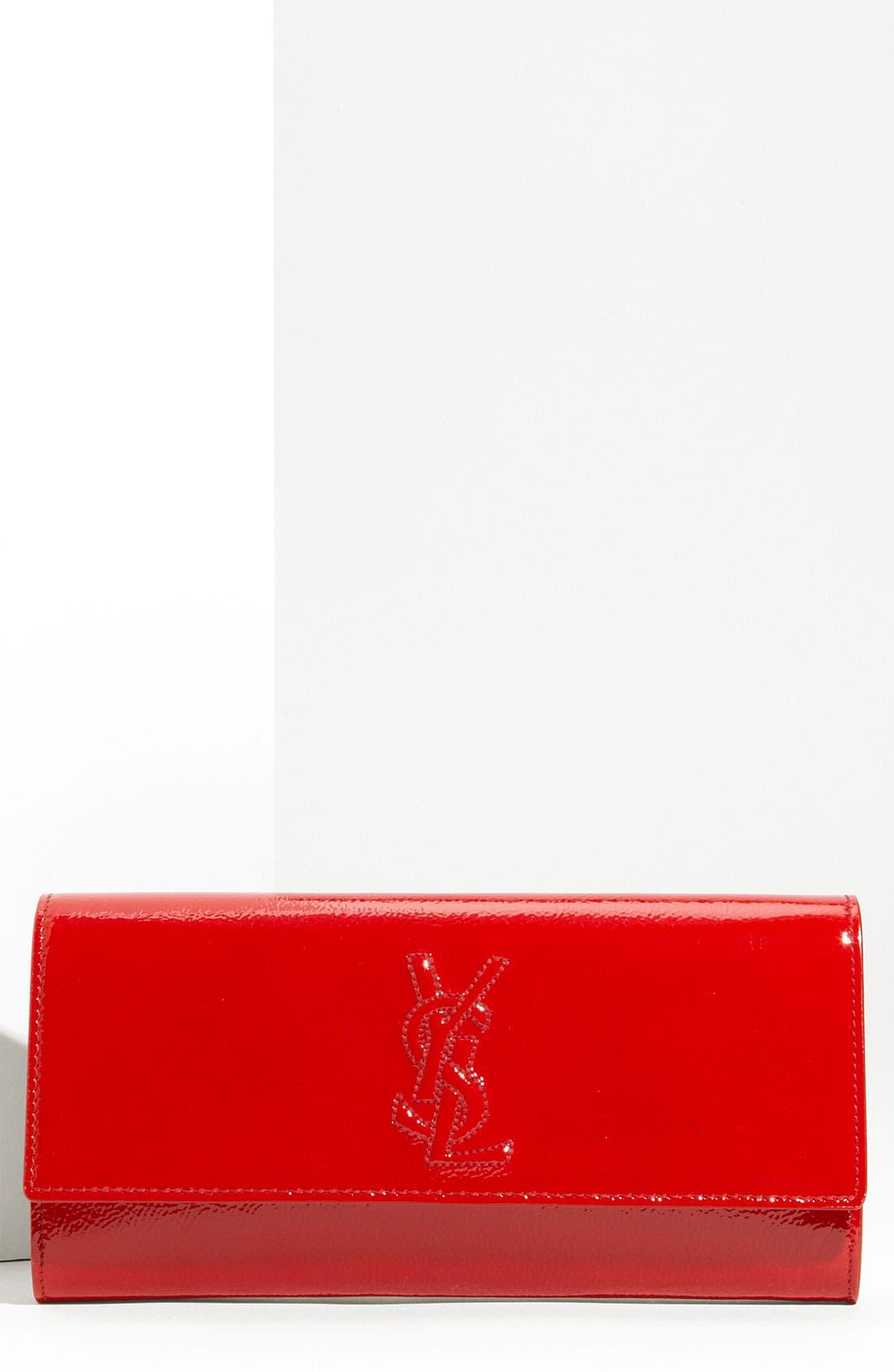 Main Image - Yves Saint Laurent 'Belle de Jour - Small' Clutch